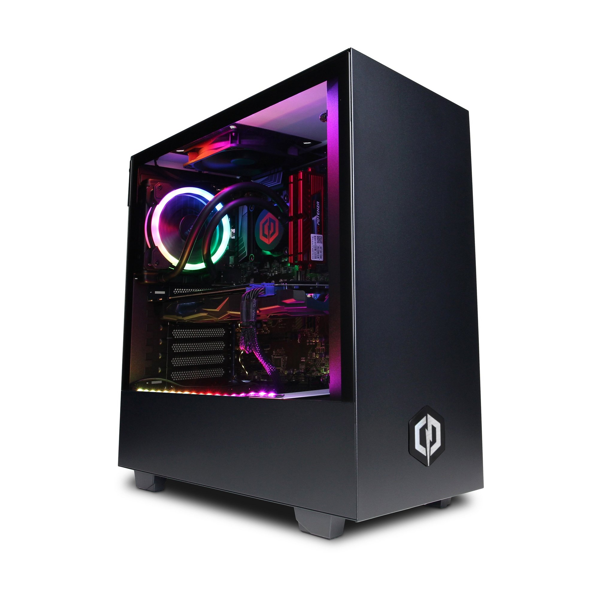 Image of Cyberpower Intel i5 9400F RTX 2060 Gaming PC