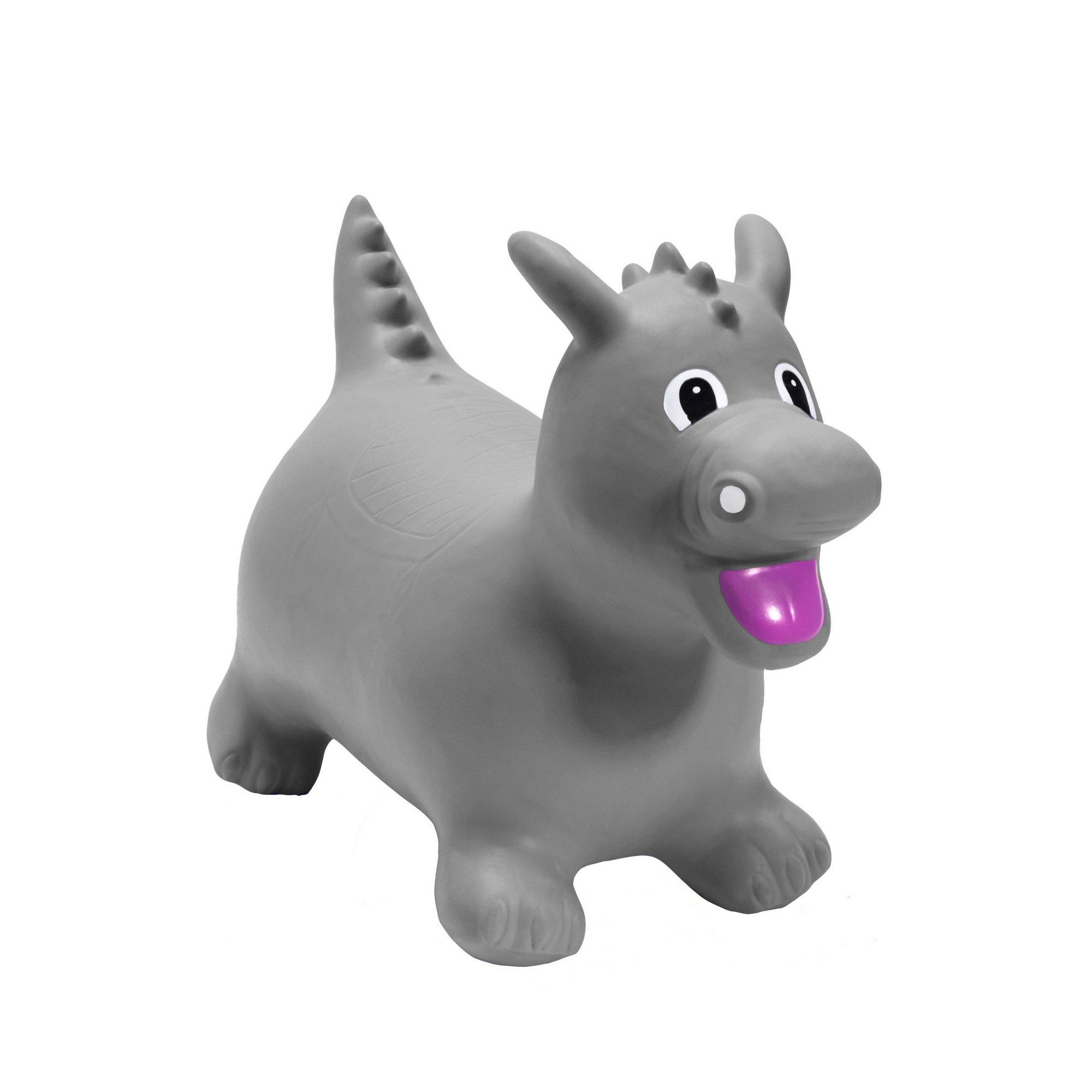 Image of Happy Hopperz - Grey Dragon
