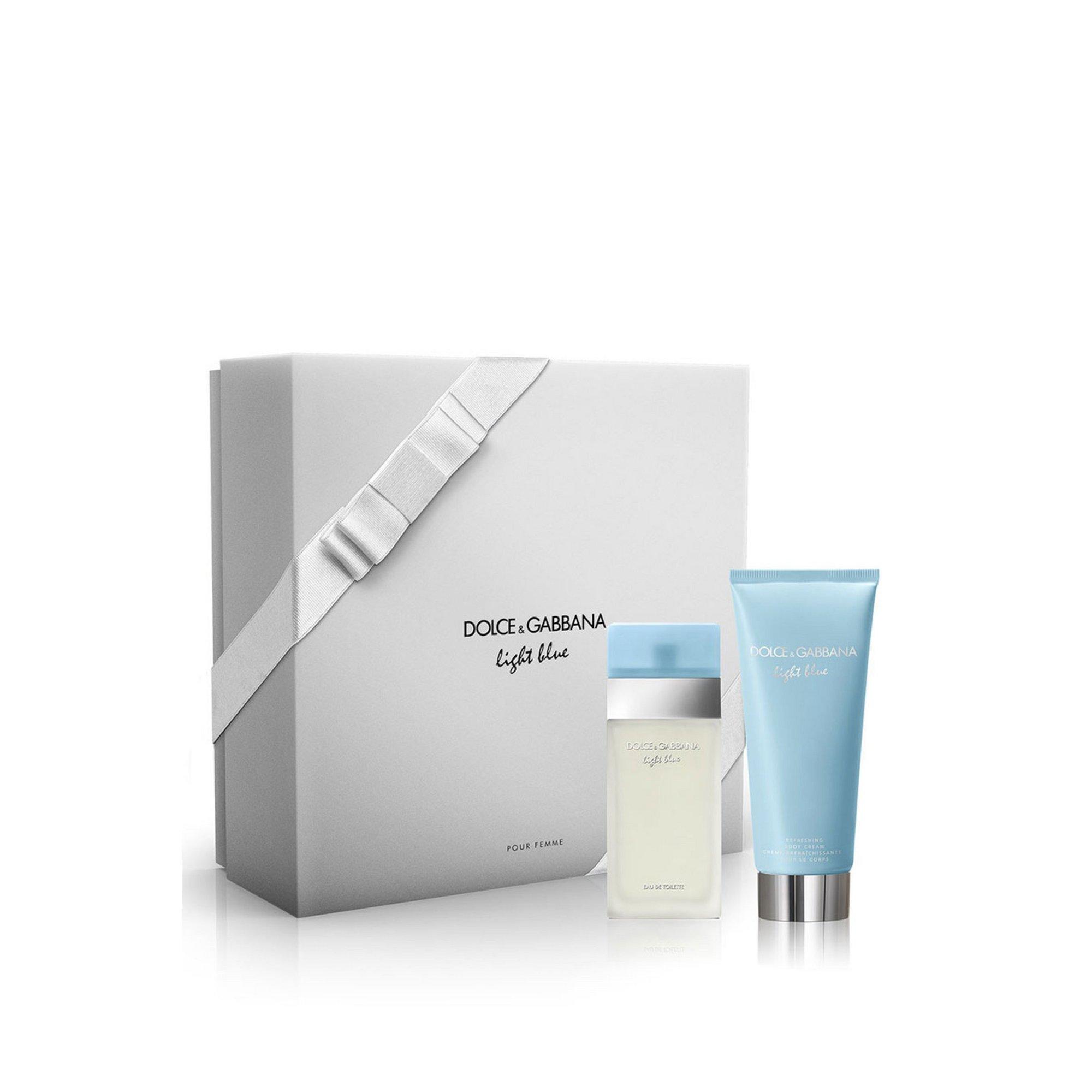 Image of Dolce and Gabanna Light Blue 25ml Eau De Toilette Gift Set