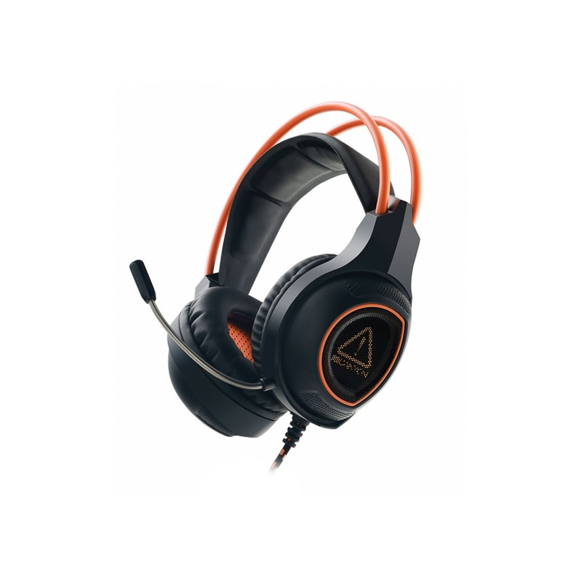 Image of Canyon 7.1 Usb Gaming Headset With Microphone - Orange