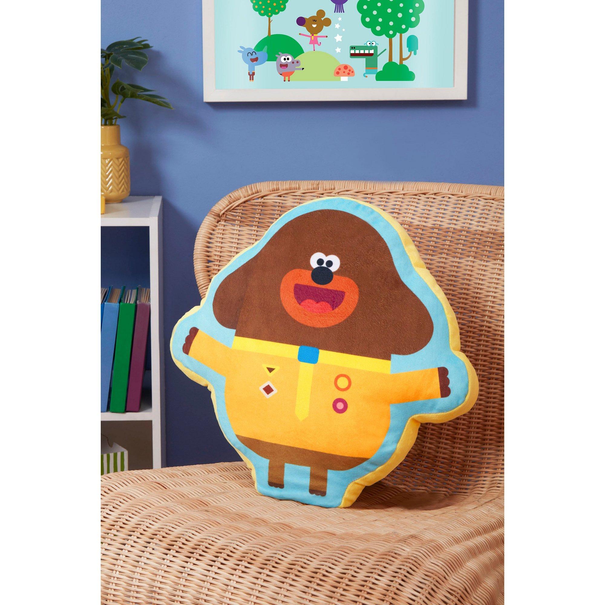 Image of Hey Duggee Shaped Cushion