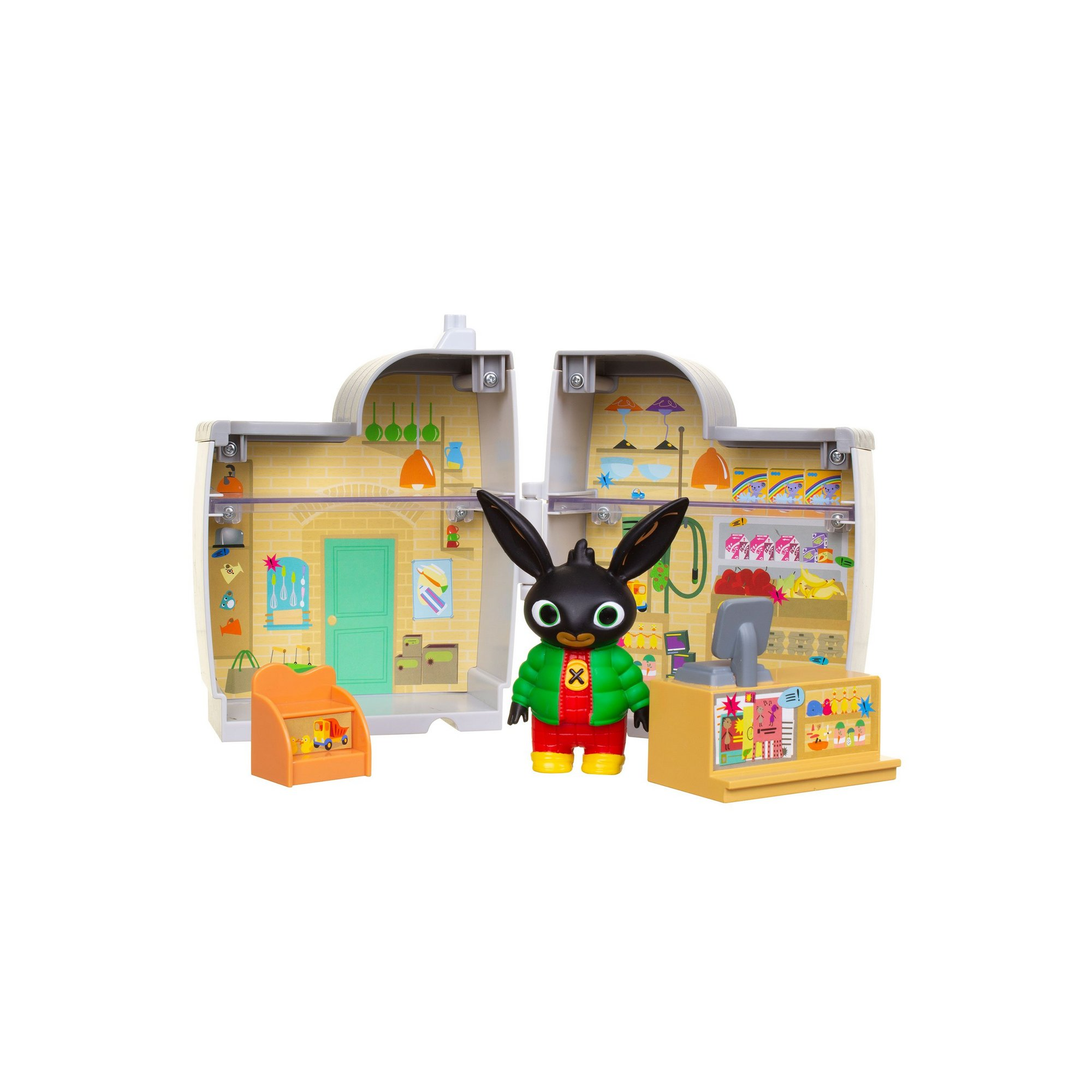 Image of Bing Mini House Padgets Shop Playset
