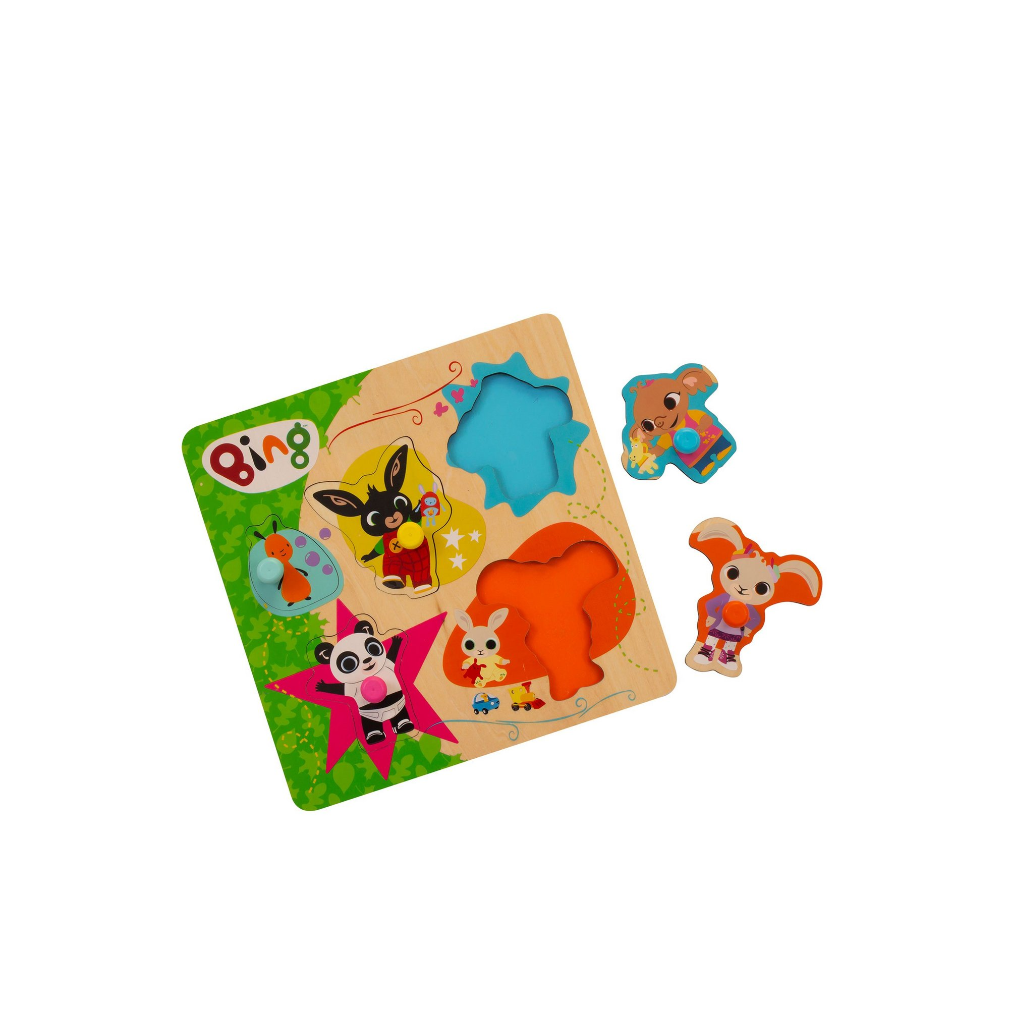 Image of Bing Wooden Puzzle