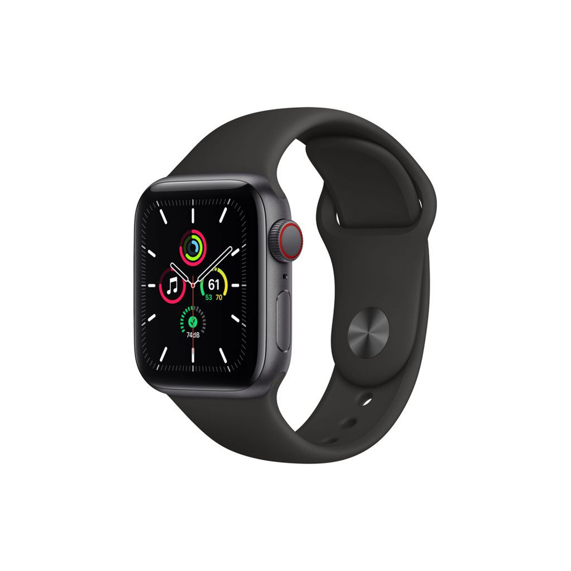 Image of Apple Watch SE GPS + Cellular 40mm