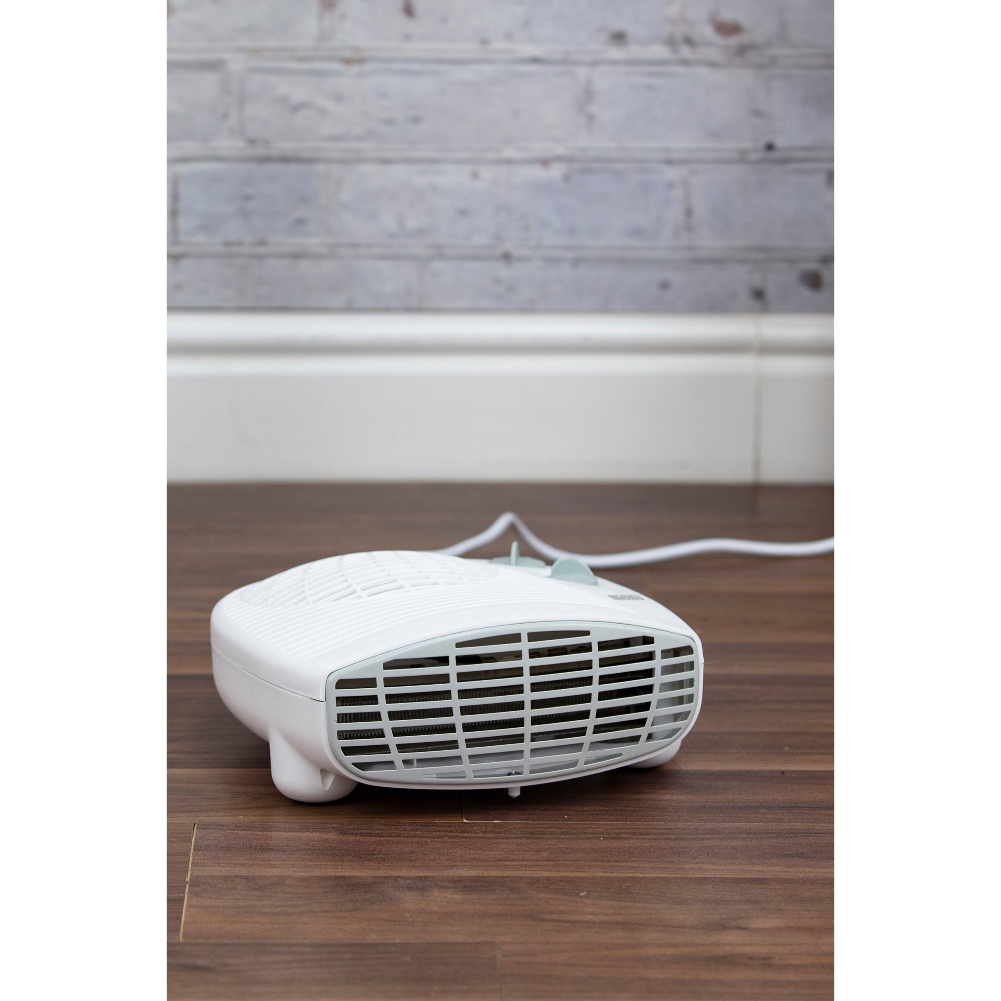 Image of Black and Decker 2000W Flat Fan Heater