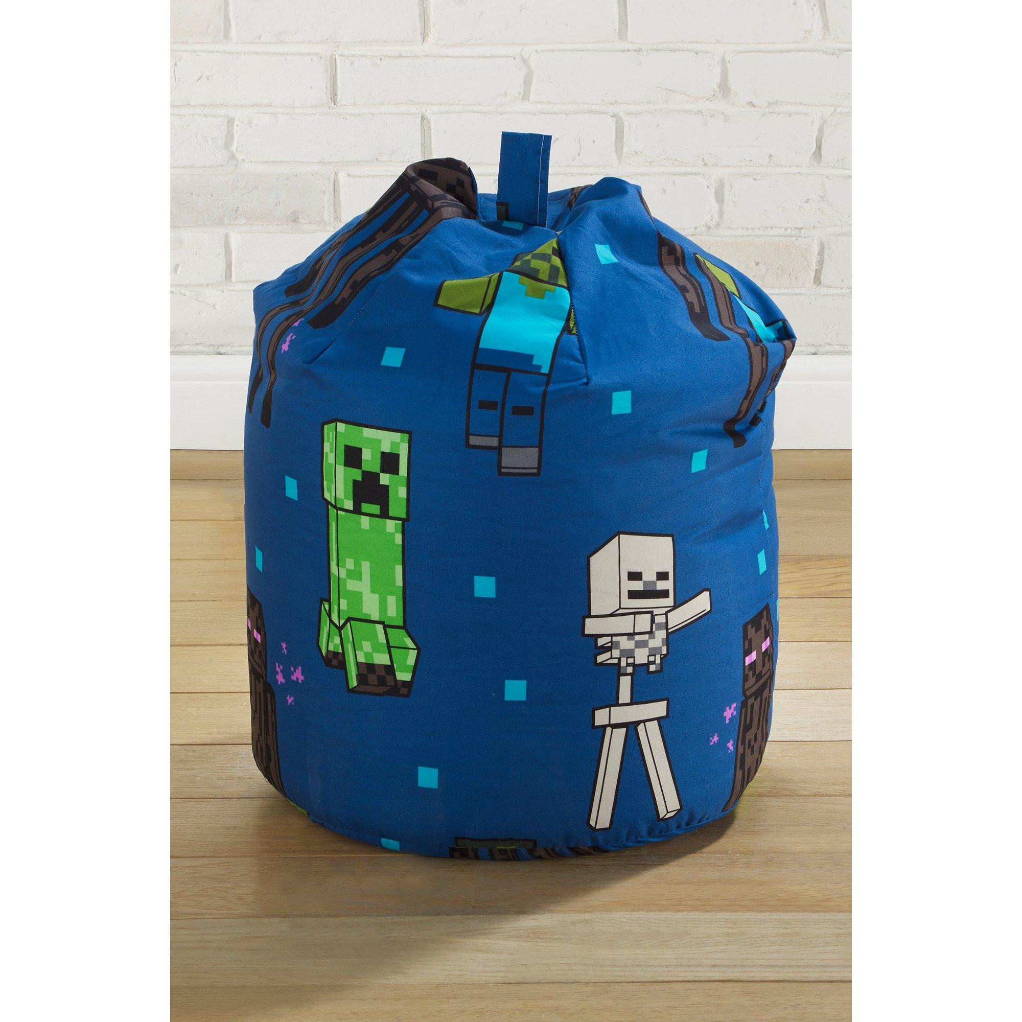 Image of Minecraft Creeps Beanbag