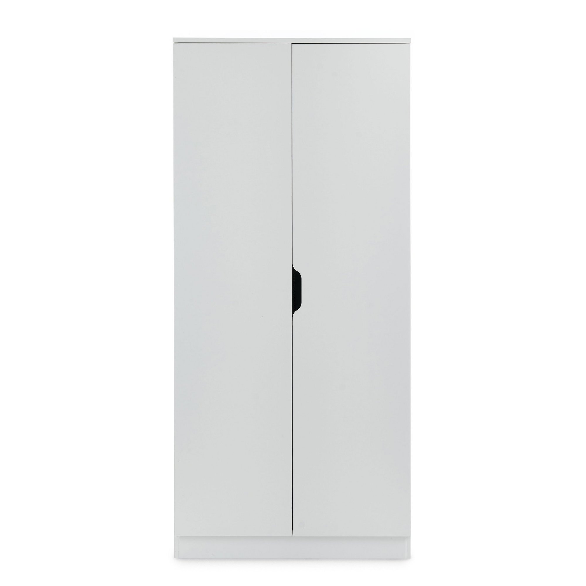 Image of Ickle Bubba White Coleby Wardrobe