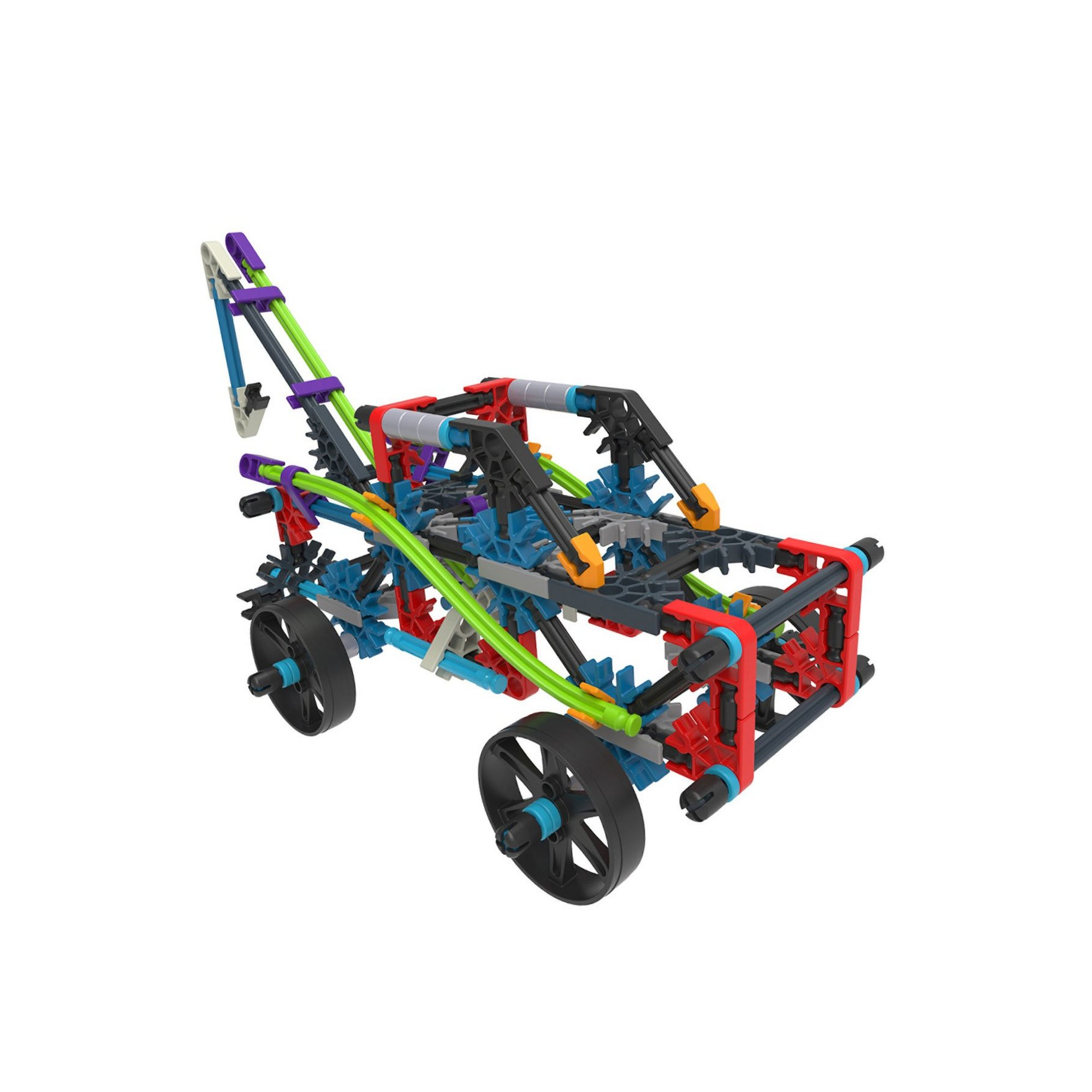 Image of KNex Rad Rides 12 in 1 Building Set