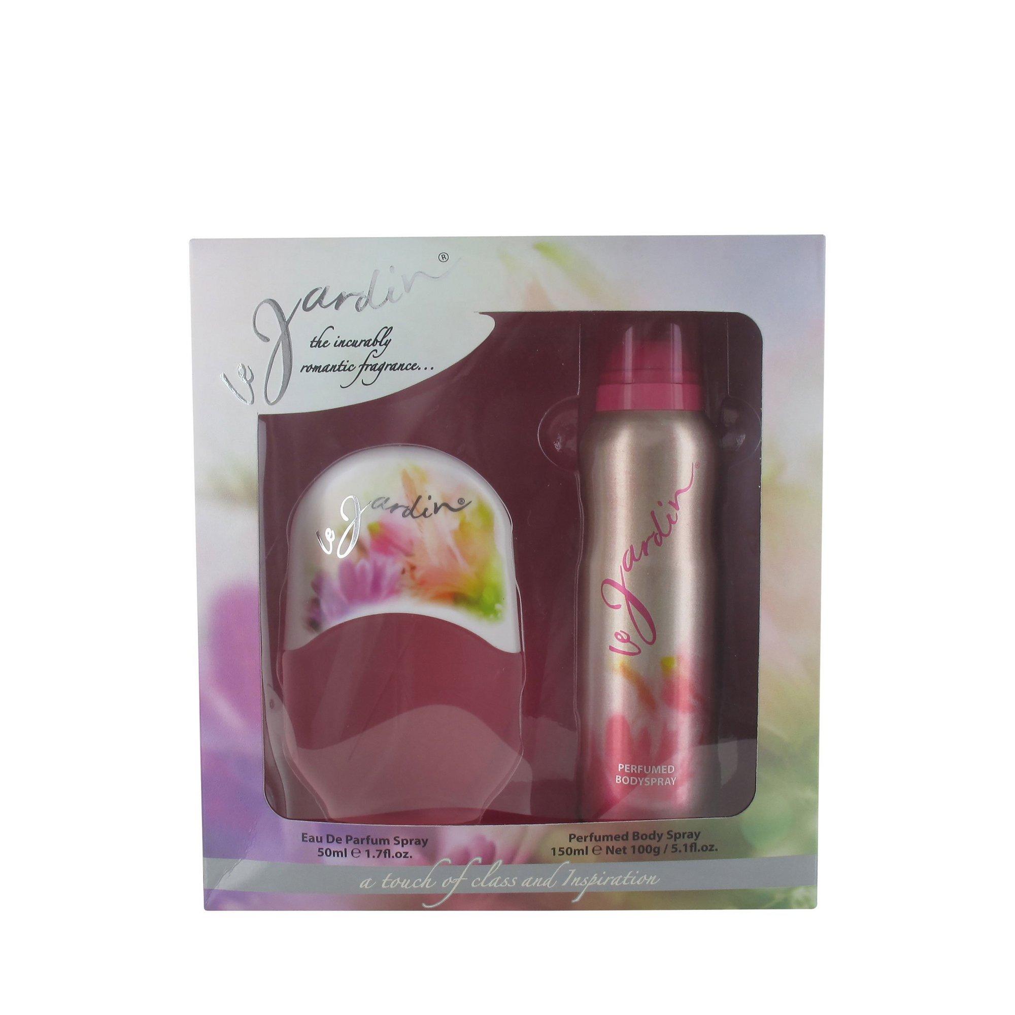 Image of Dana Le Jardin 50ml EDP Gift Set