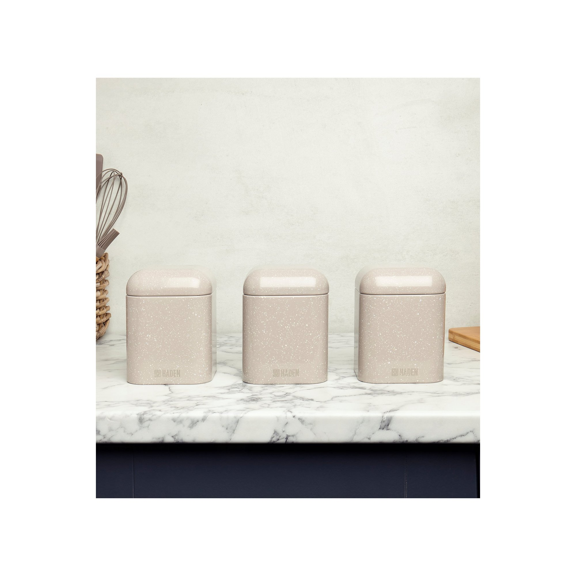 Image of Haden Putty Set of 3 Canisters