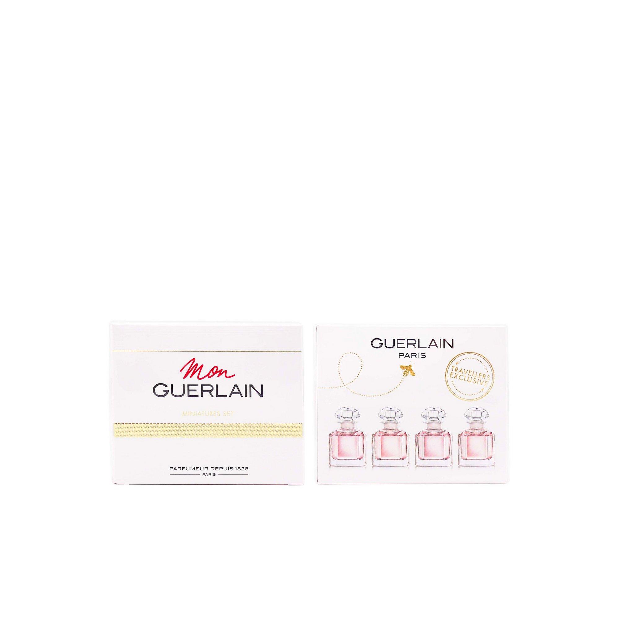 Image of Mon Guerlain Miniature 5ml EDP Fragrance Set