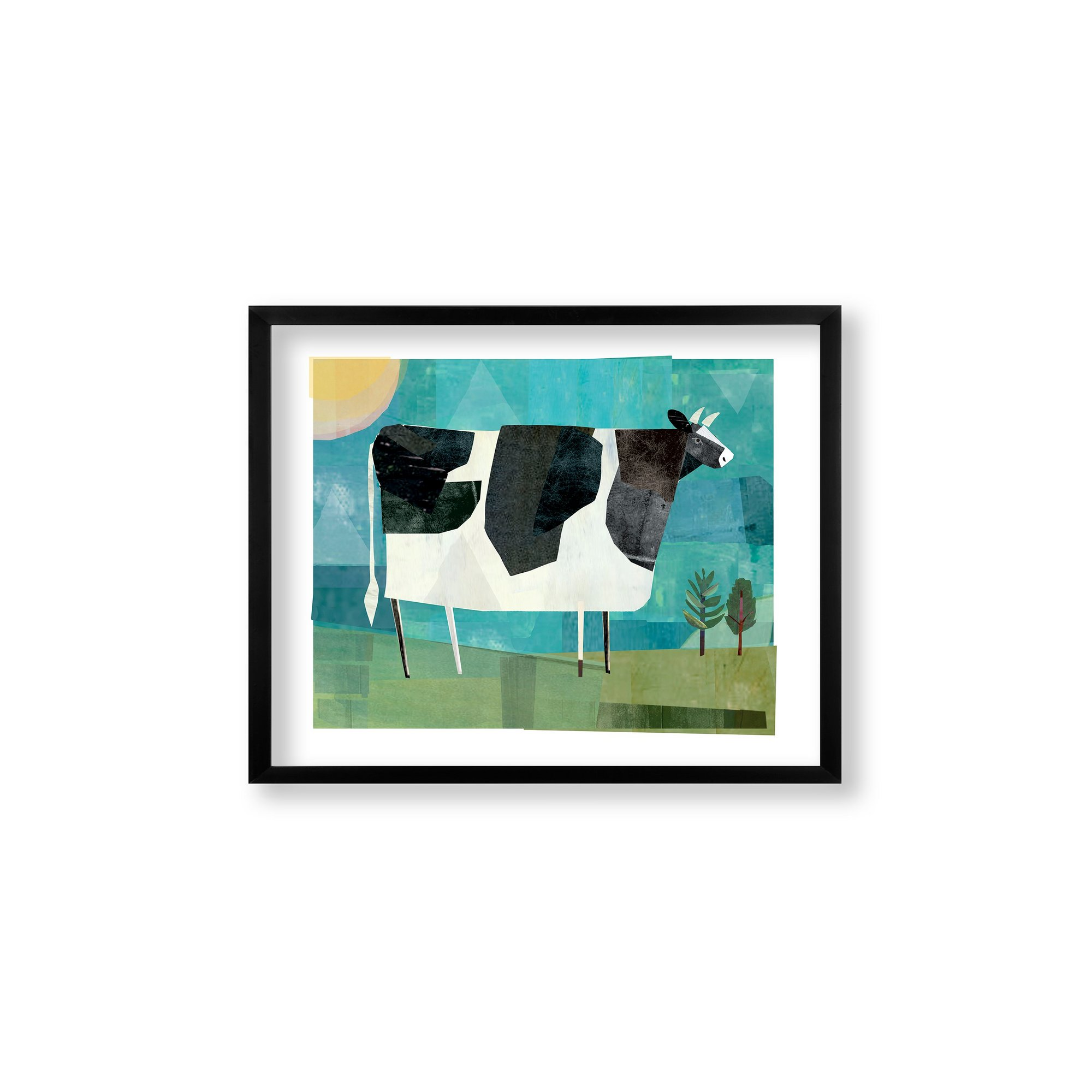 Image of Buttercup Framed Print