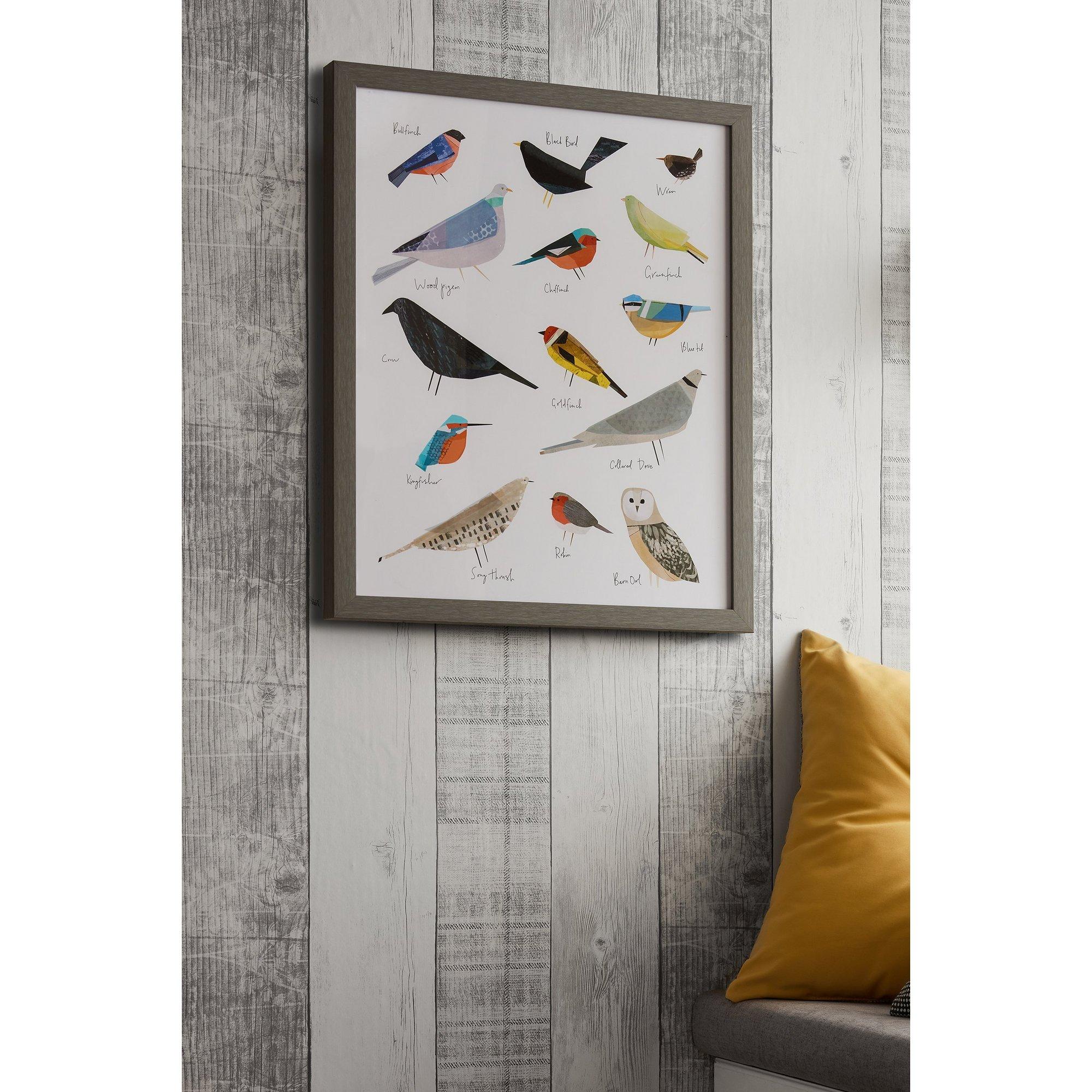 Image of Bird Song Framed Print