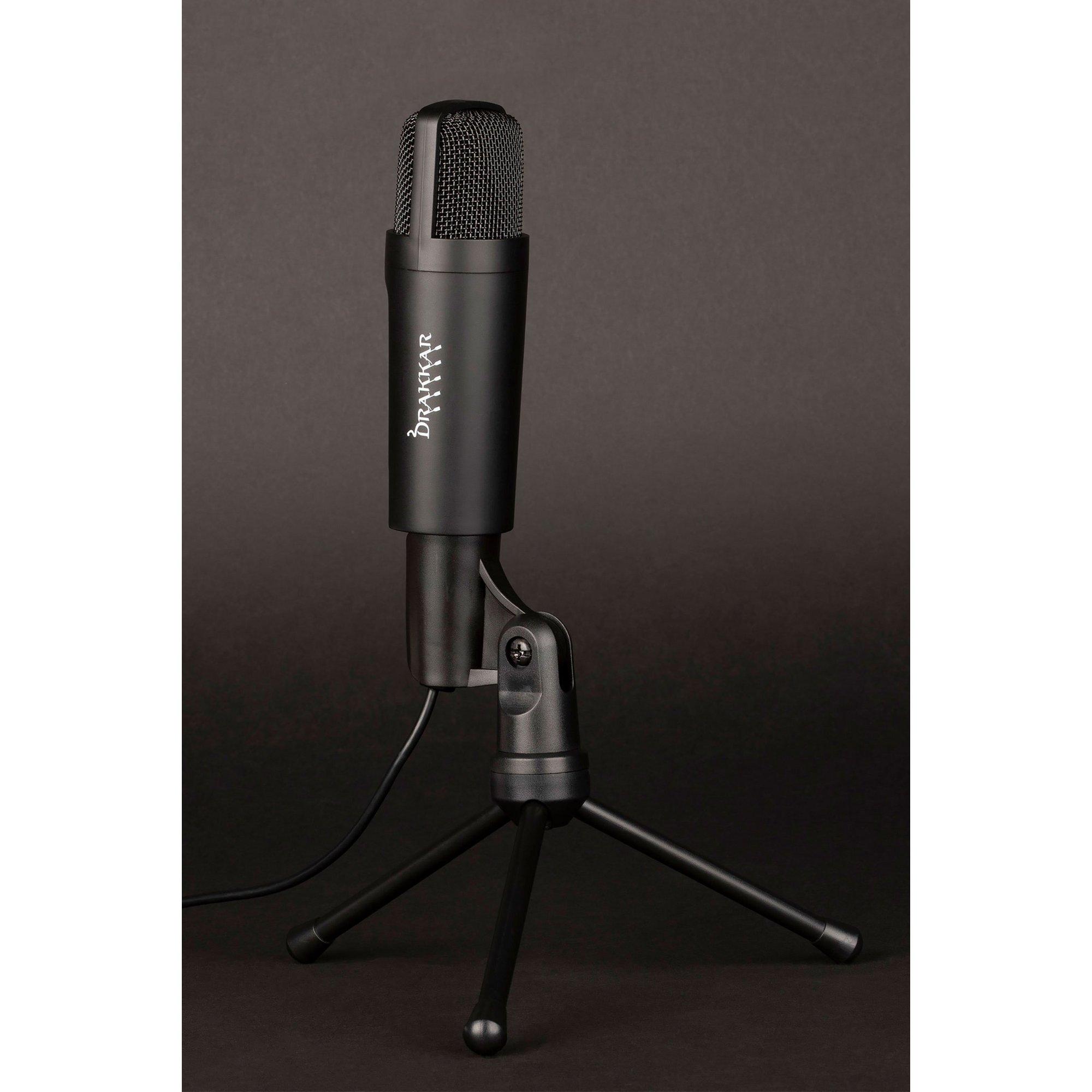 Image of Konix Drakkar Streaming and Gaming Microphone