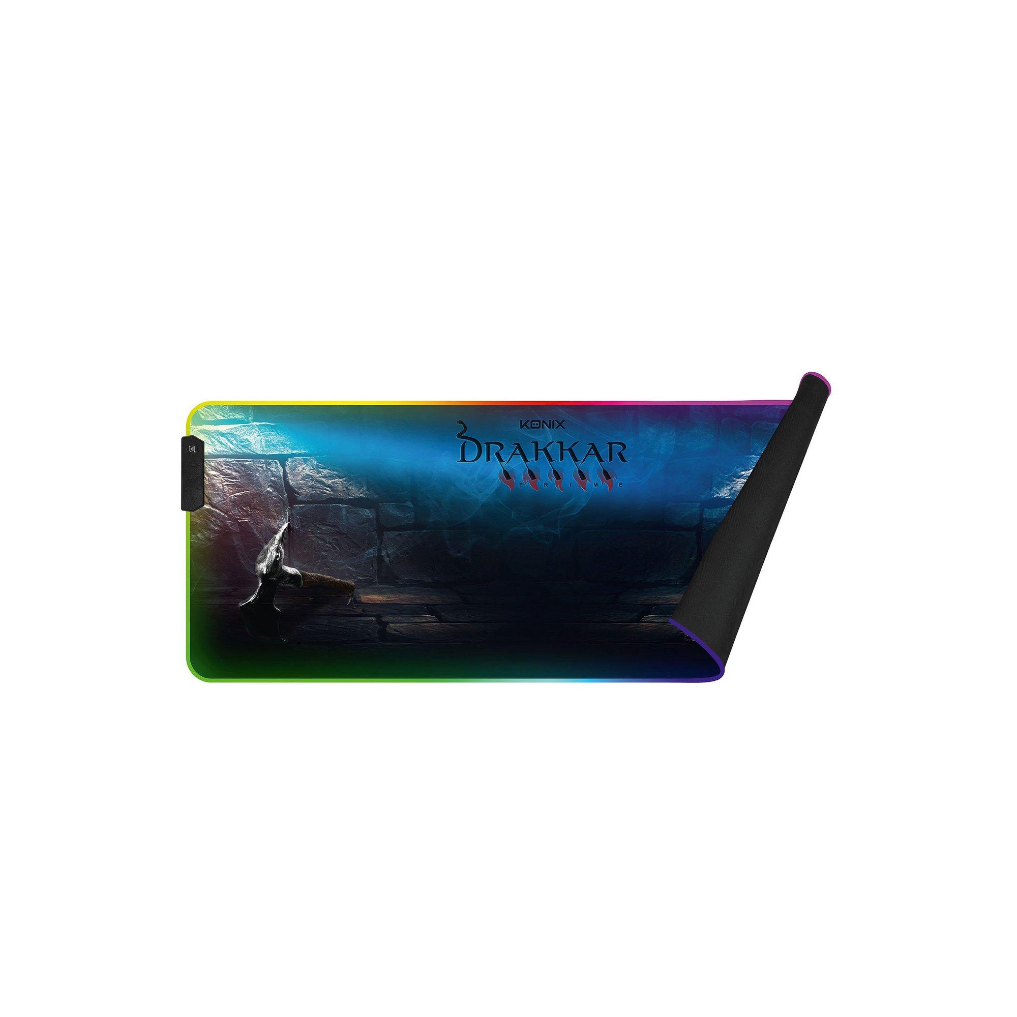 Image of Konix Drakkar Xl Hetland Prime RGB Mousepad