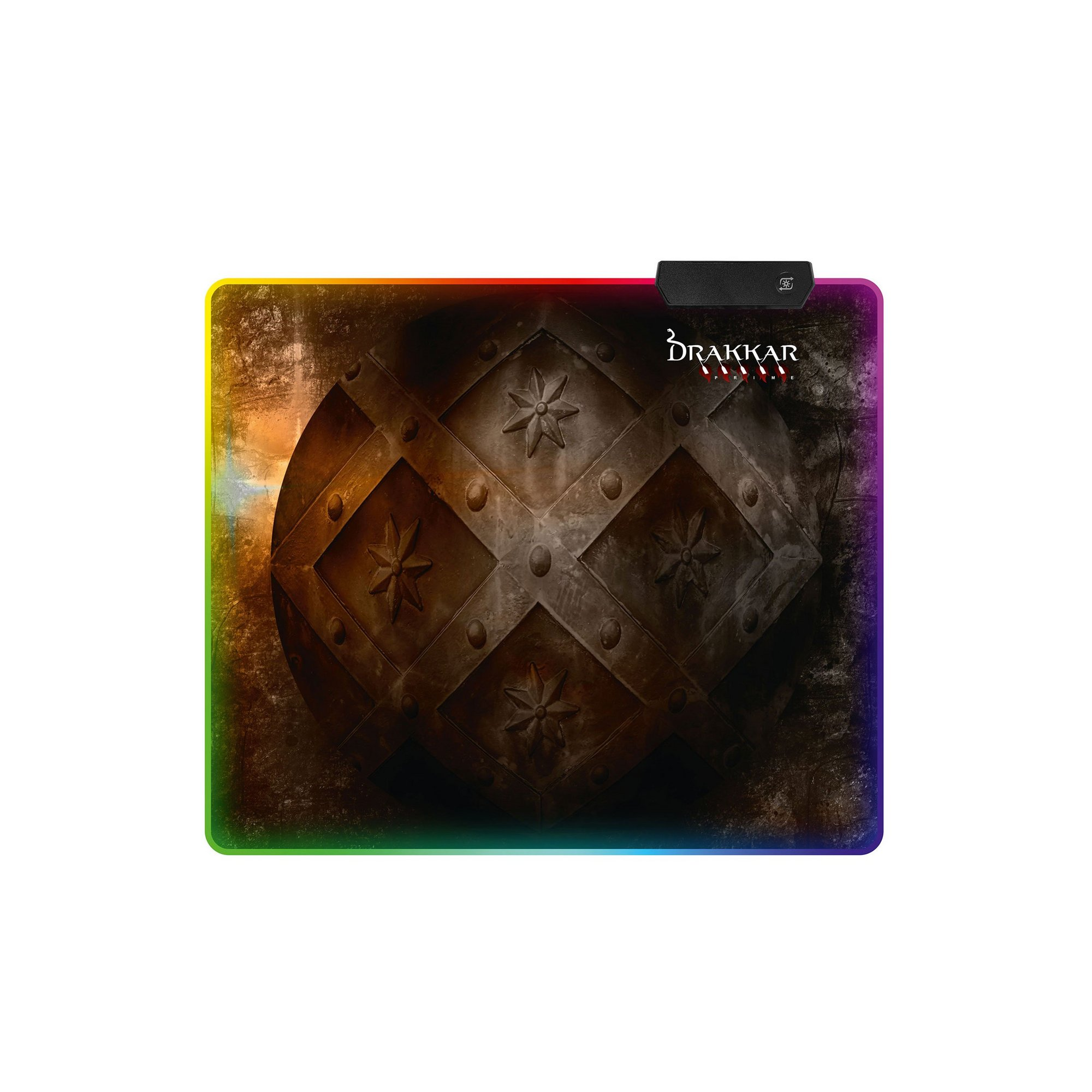 Image of Konix Drakkar L Hetland Prime RGB Mousepad