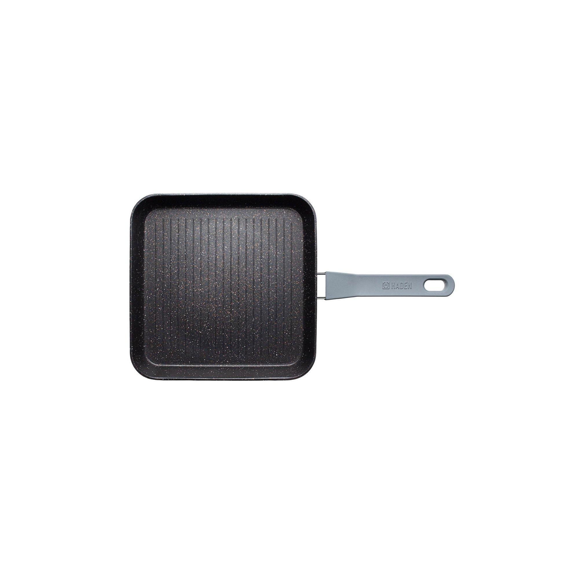 Image of Haden Goldstone Forged Aluminium 28cm Grill Pan