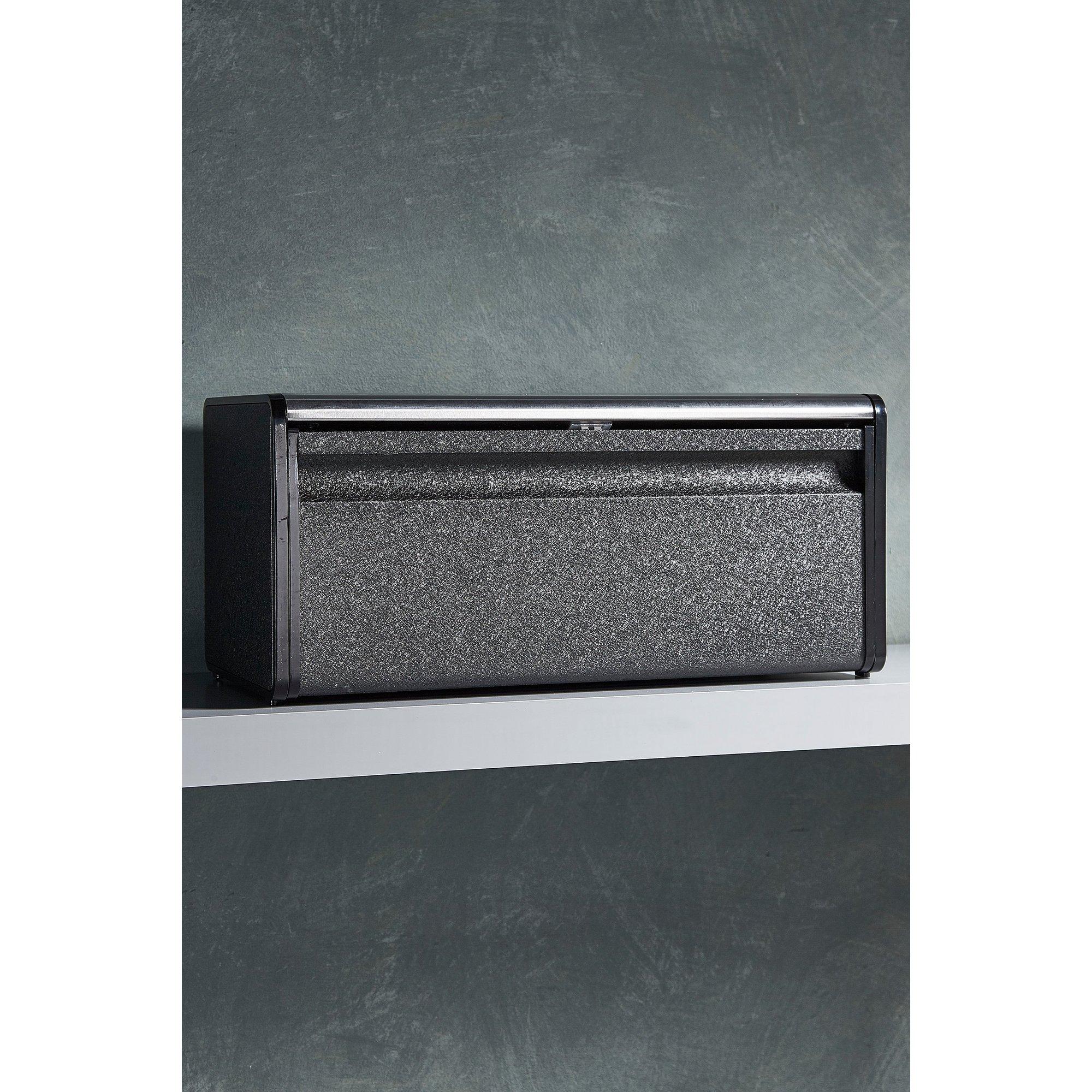 Image of Daewoo Glace Noir Bread Bin