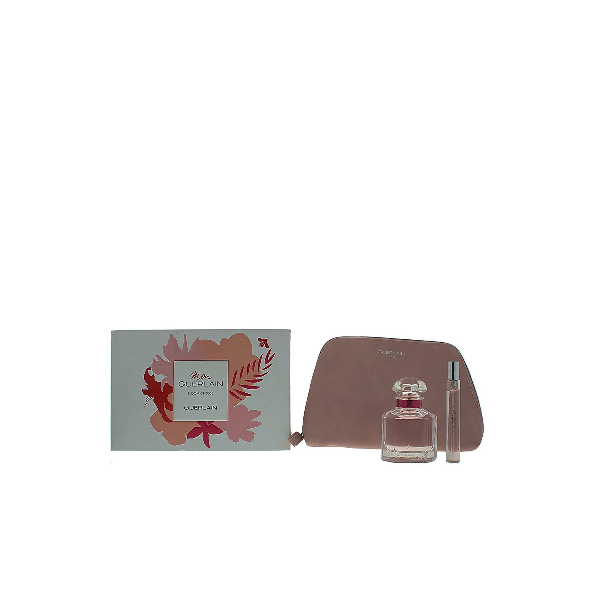 Image of Guerlain Mon Bloom of Rose 50ml EDT Gift Set