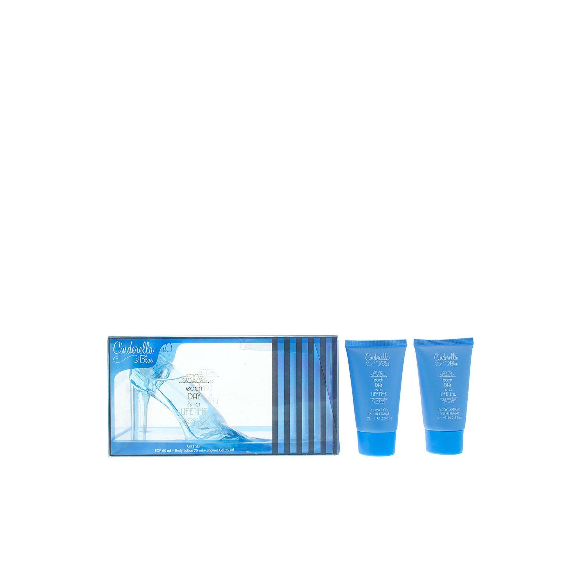 Image of Disney Cinderella Blue Slipper 60ml EDP Gift Set