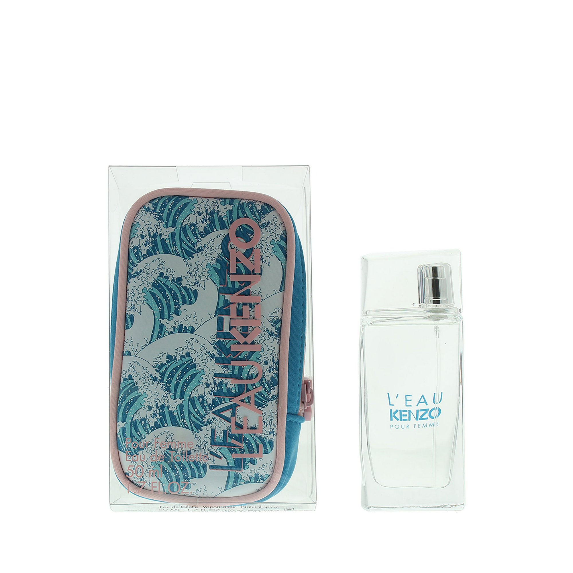 Image of Kenzo Leau Pour Femme Neo Edition 50ml EDT Gift Set
