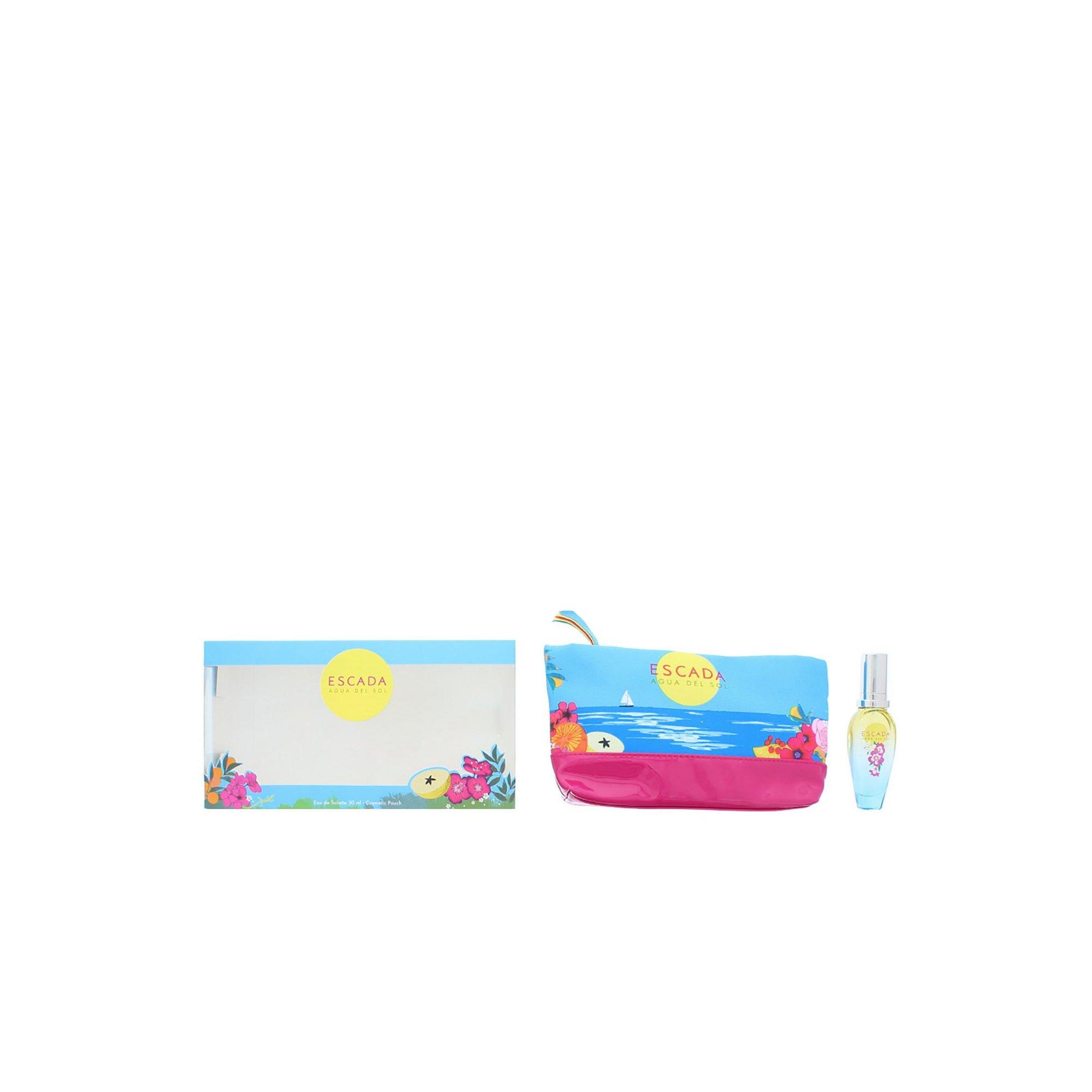 Image of Escada Agua Del Sol 30ml Eau De Toilette Gift Set