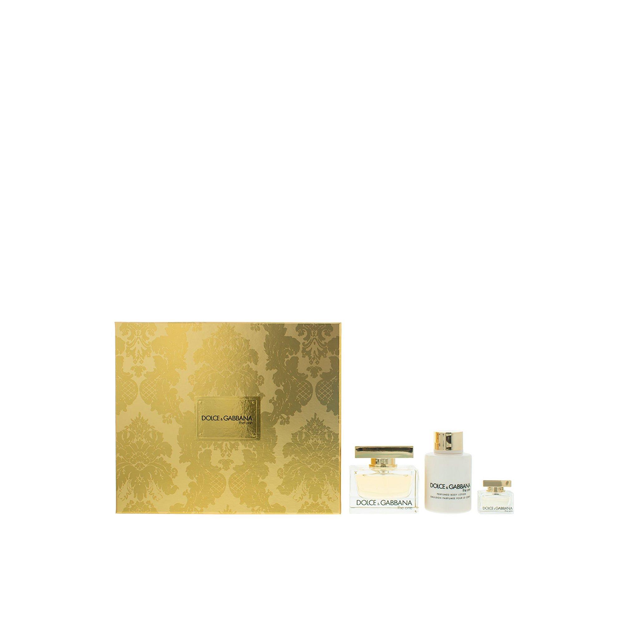Image of Dolce and Gabbana The One 50ml Eau De Parfum Gift Set