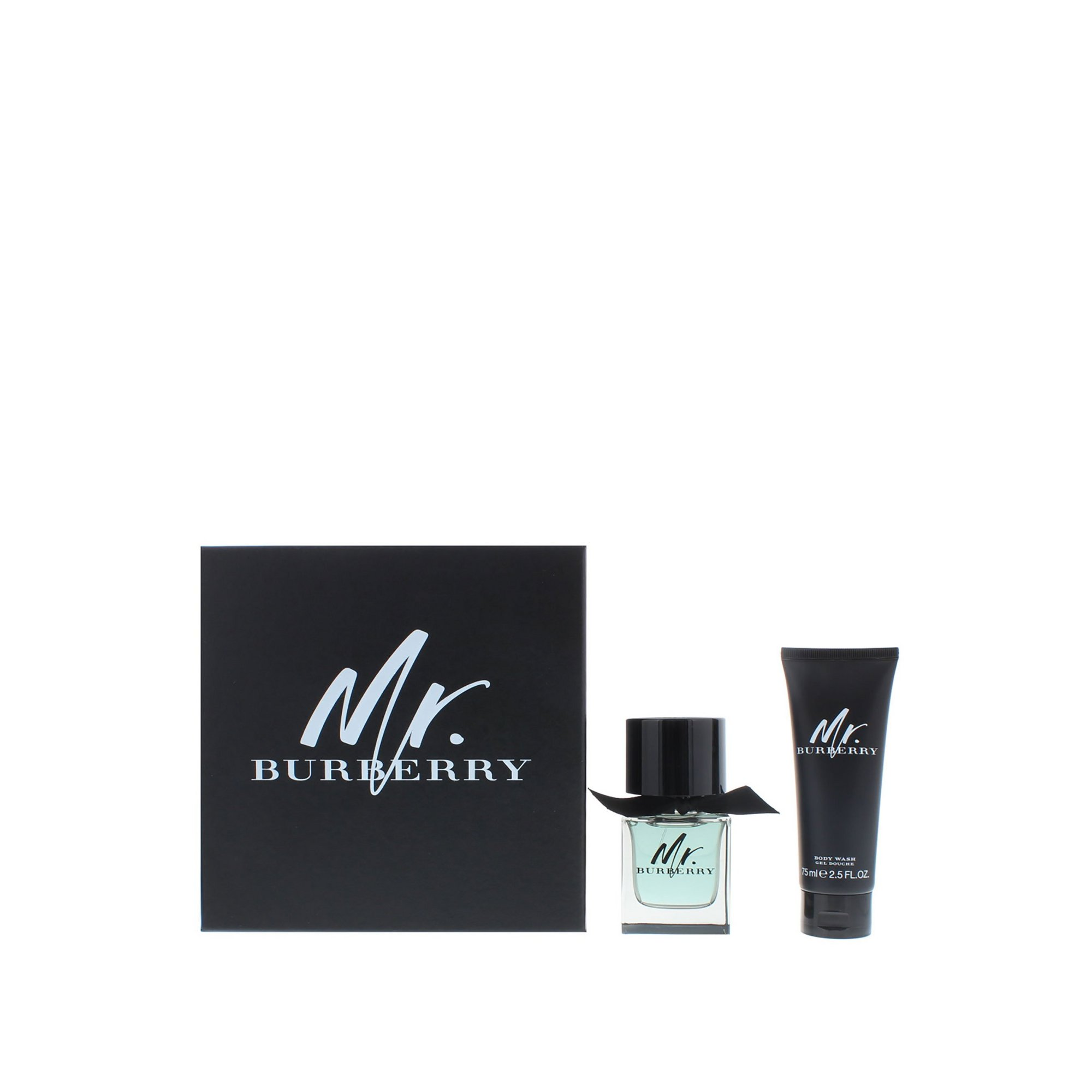 Image of Burberry Mr. Burberry 50ml EDT Gift Set