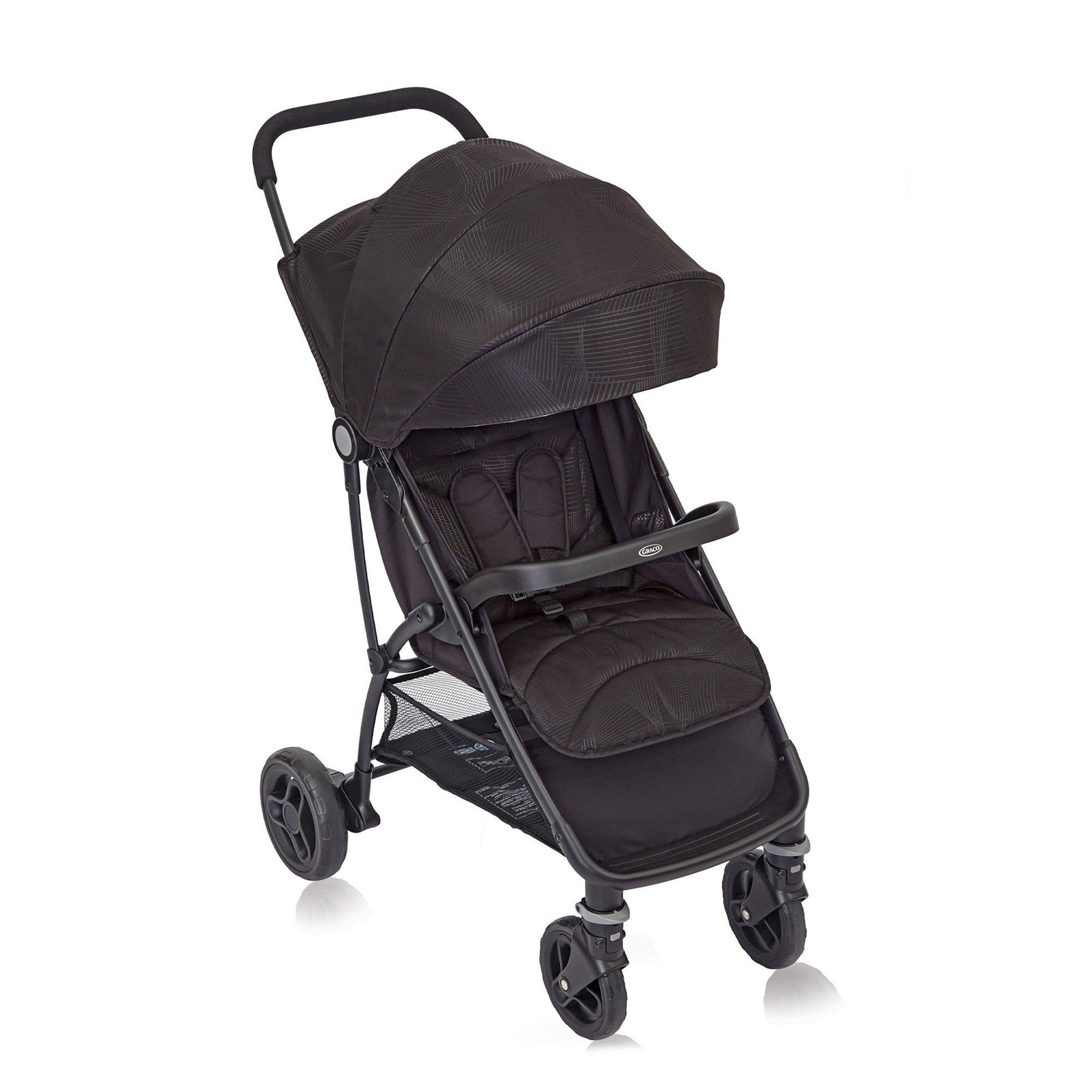 Image of Graco Breaze Lite Stroller - Black