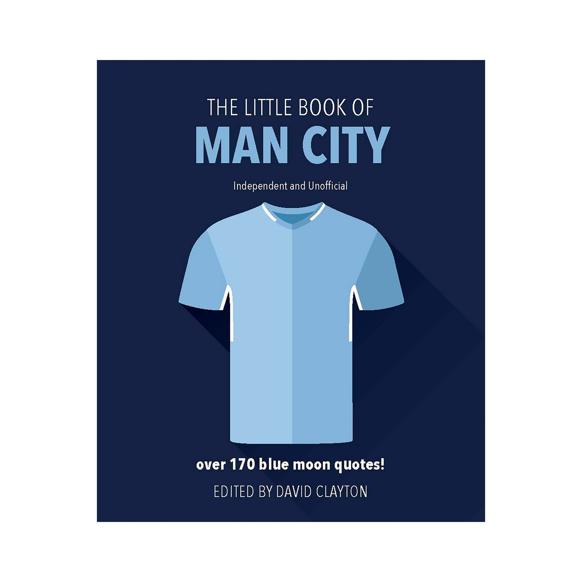 Image of Little Book of Man City Book