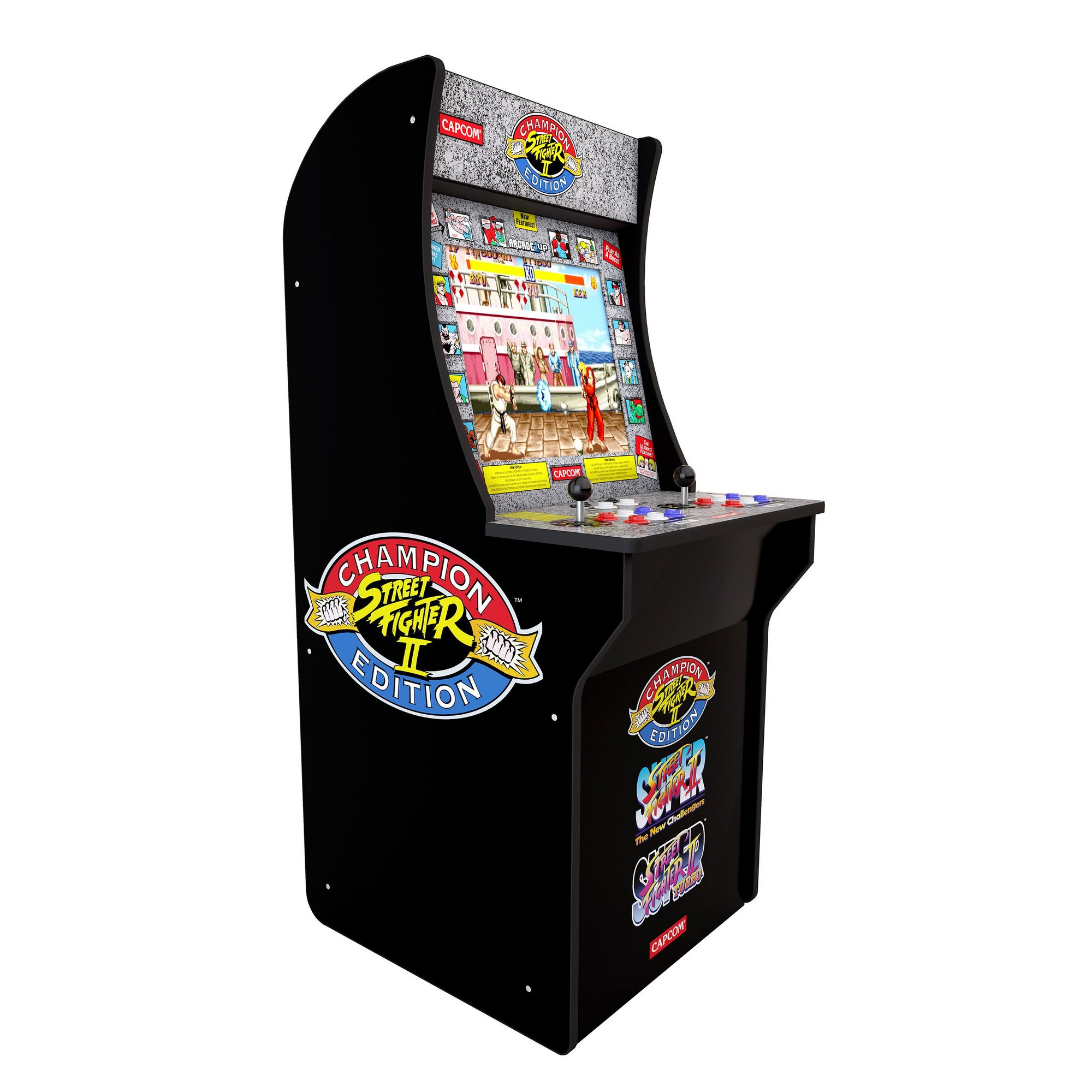 Image of Arcade1Up: Street Fighter