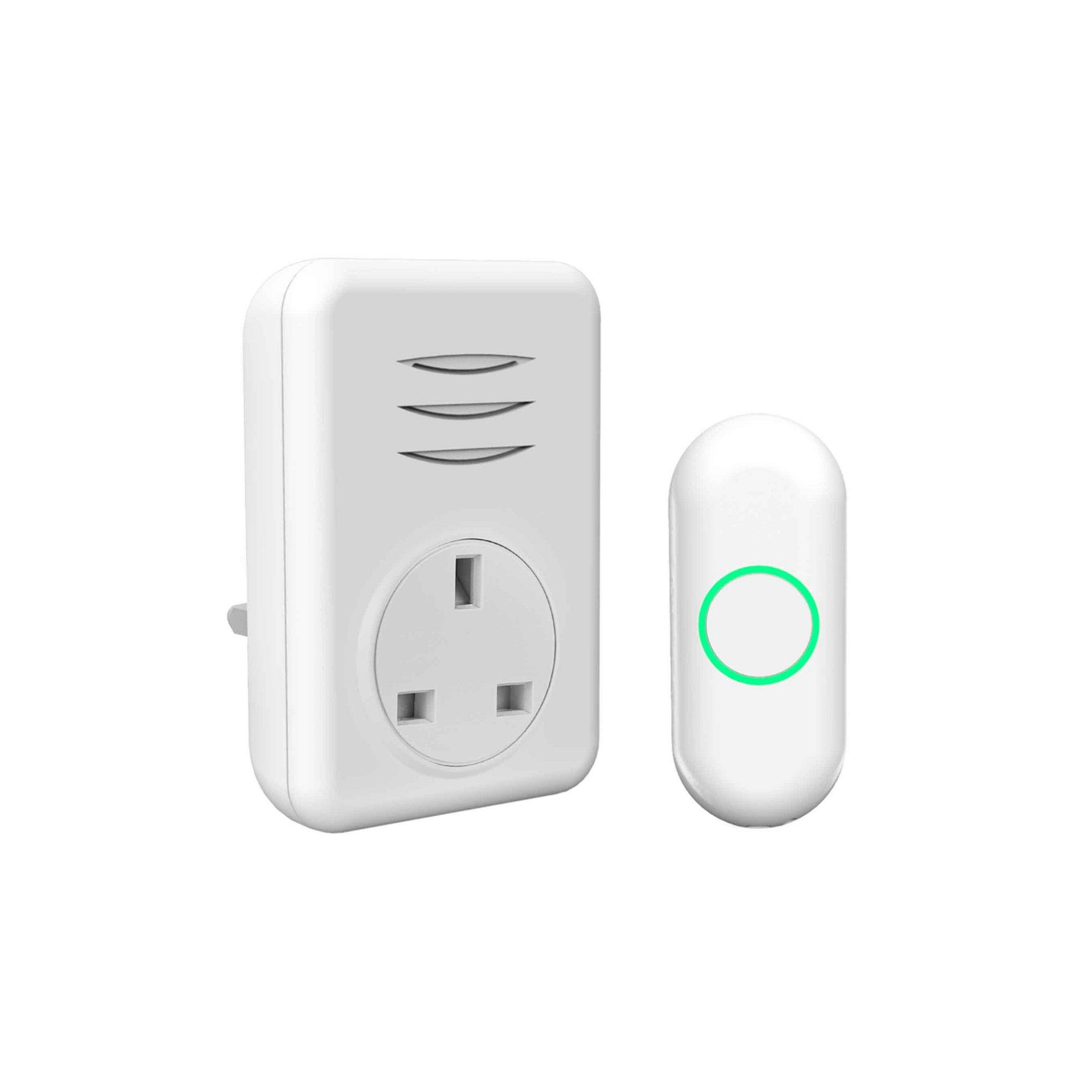 Image of Byron Wireless Doorbell Set