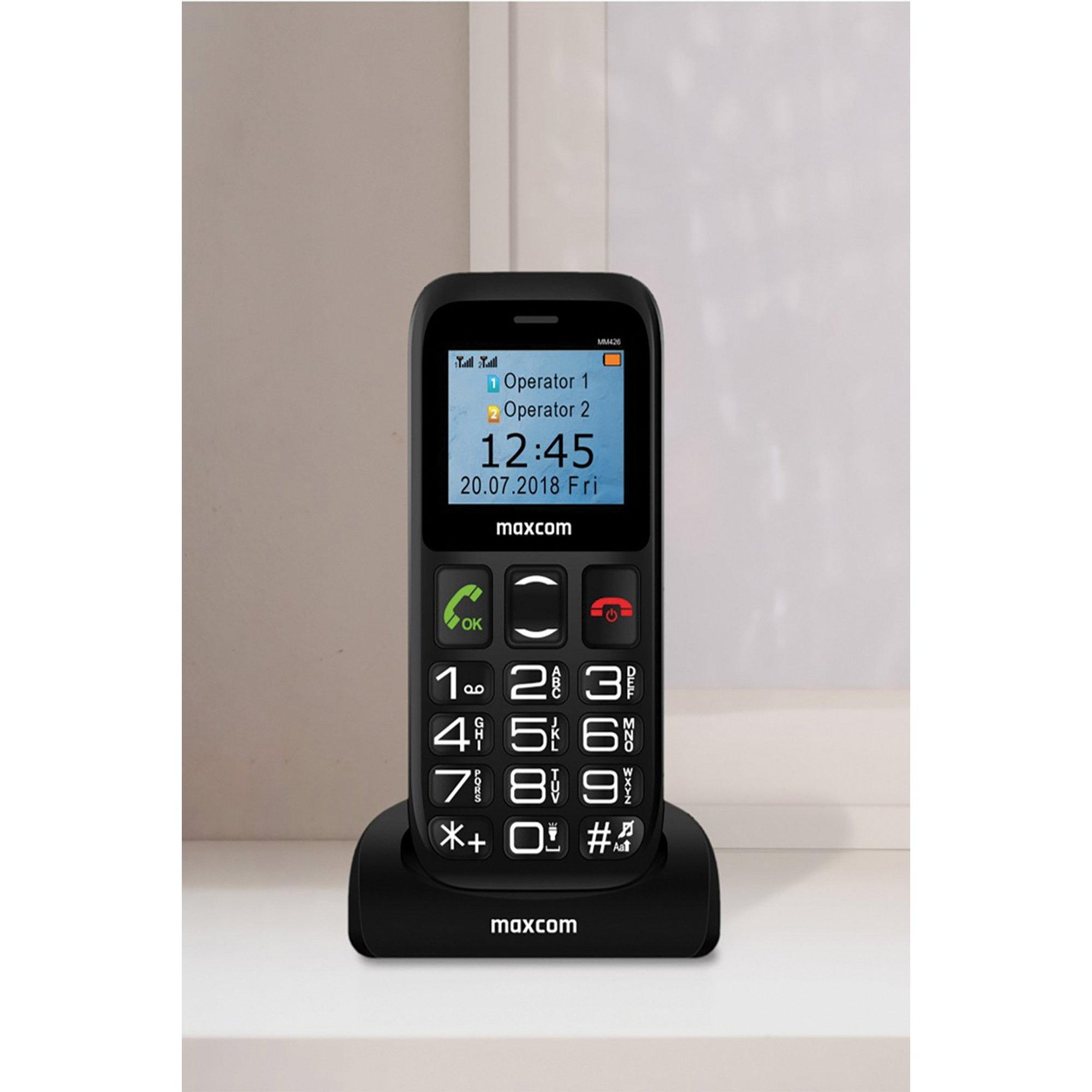 Image of Maxcom Comfort MM426 Mobile Phone