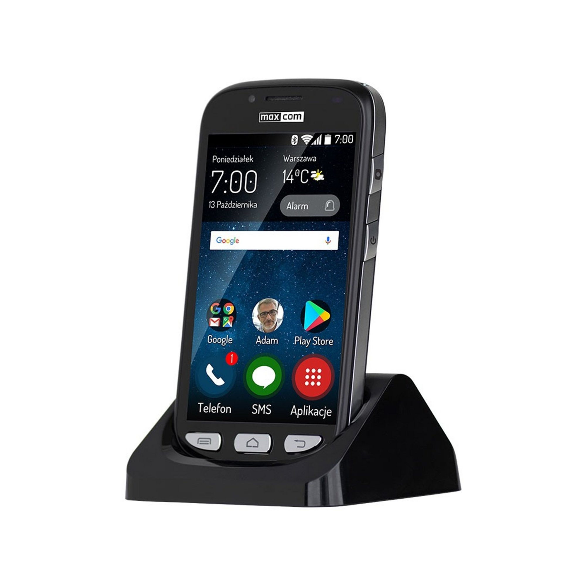 Image of Maxcom MS459 Harmony Smart Phone