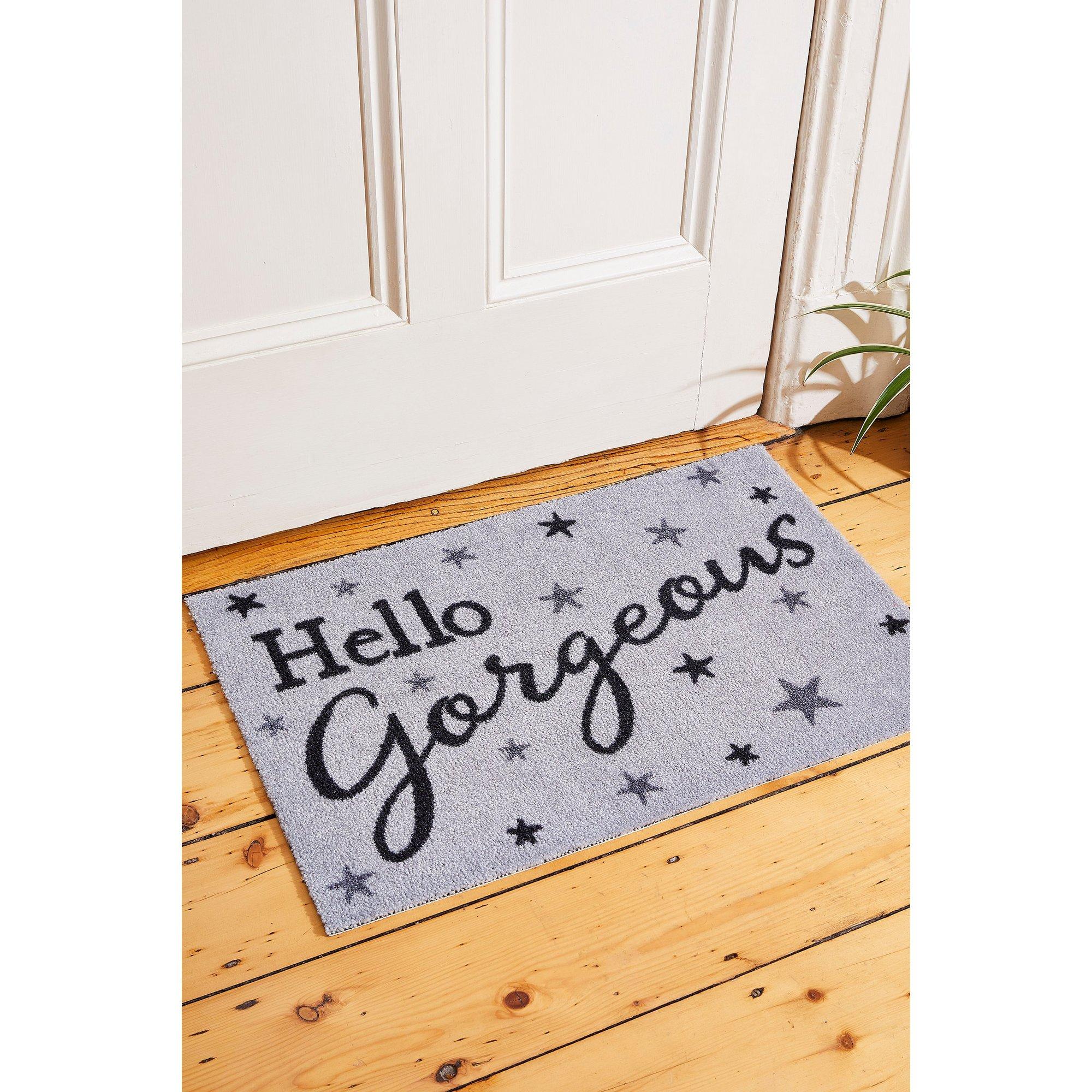 Image of Chorlton Hello Gorgeous Washable Mat