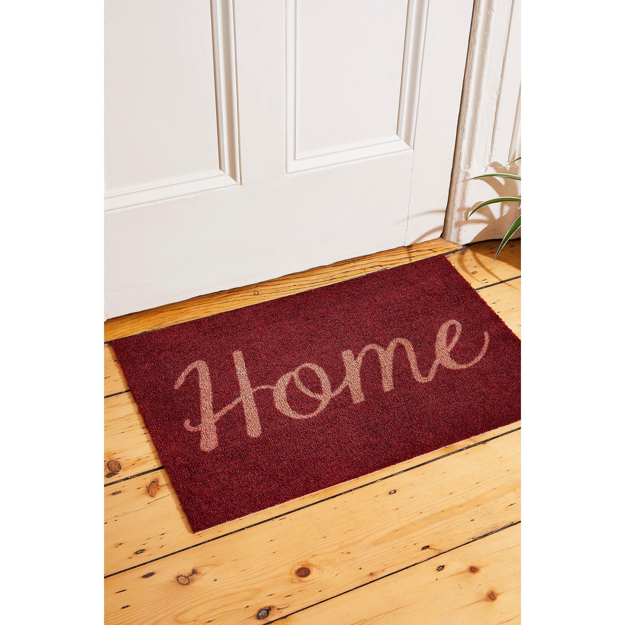 Image of Chorlton Rosewood Home Washable Mat