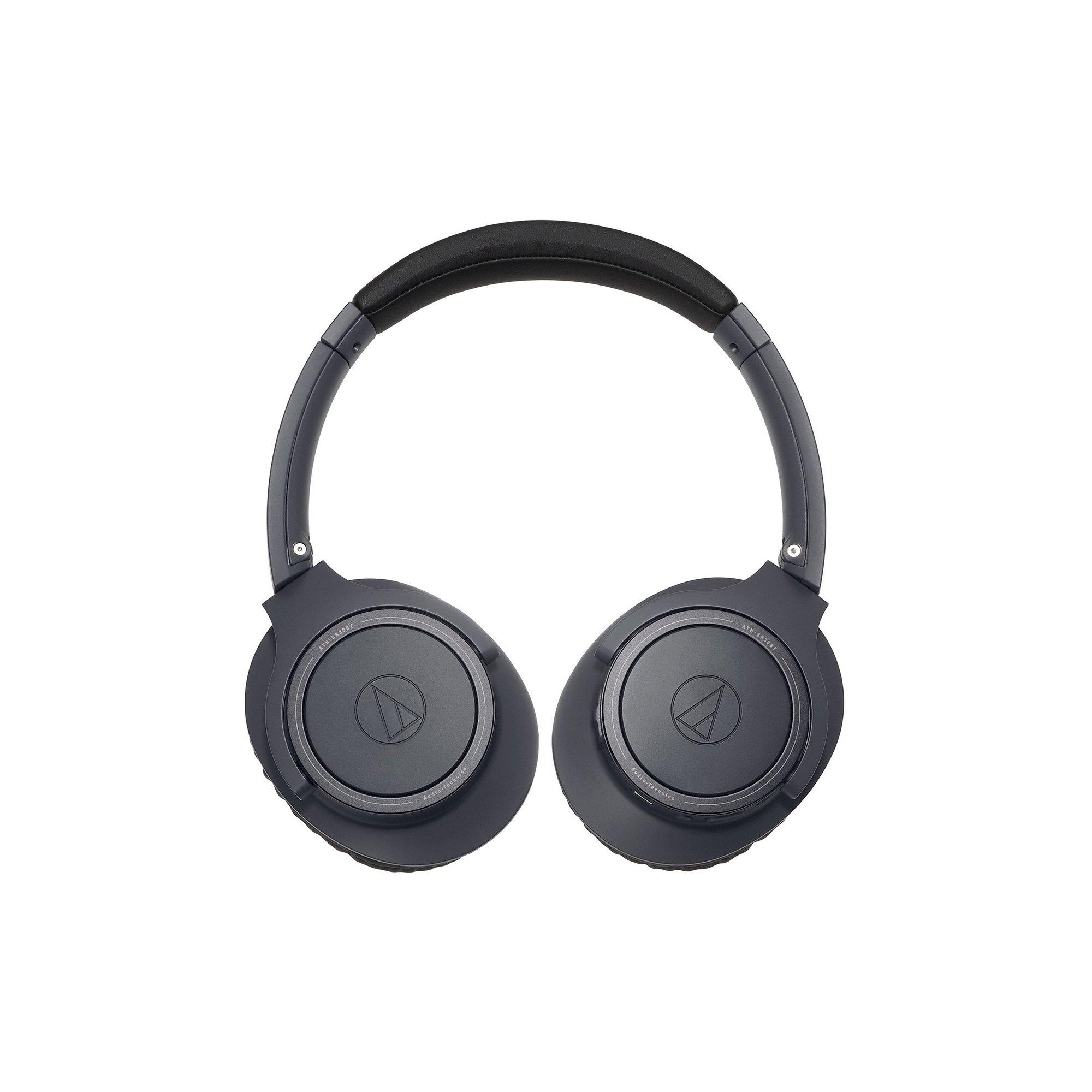 Image of Audio-Technica ATHSR30BTBK Wireless Headphones