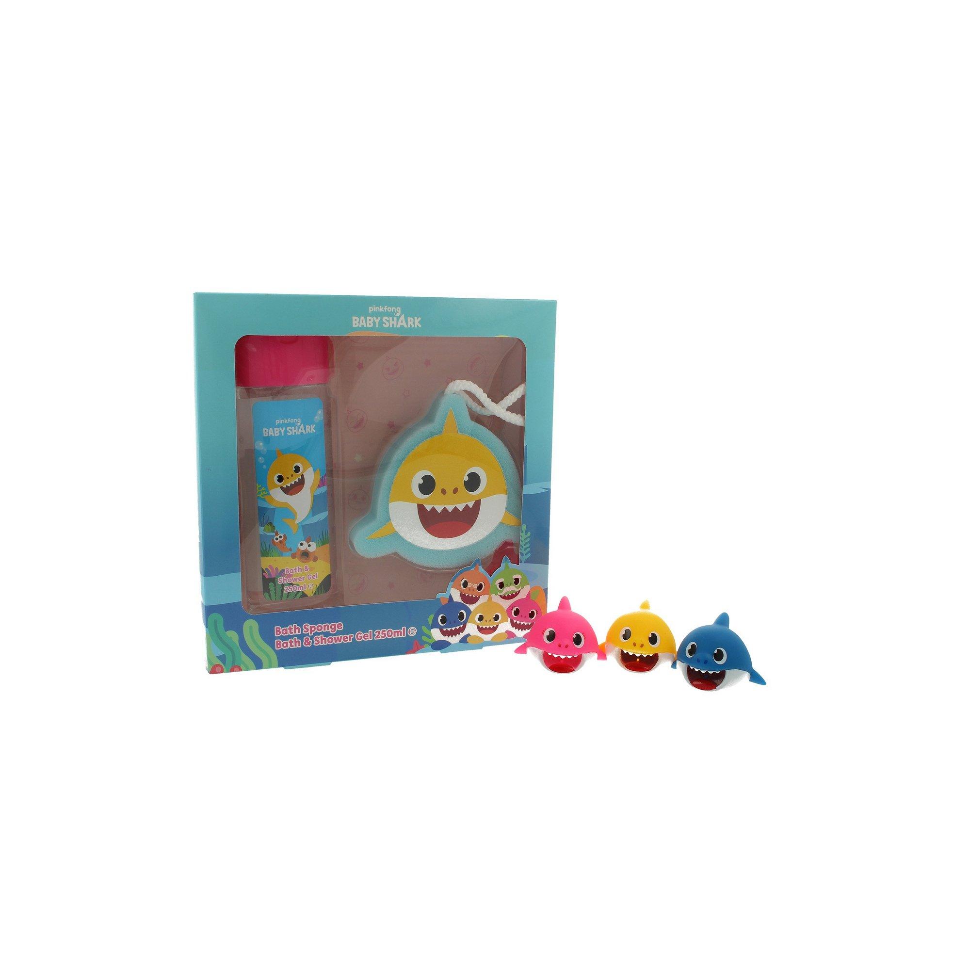 Image of Baby Shark Bubble Bath Play Set