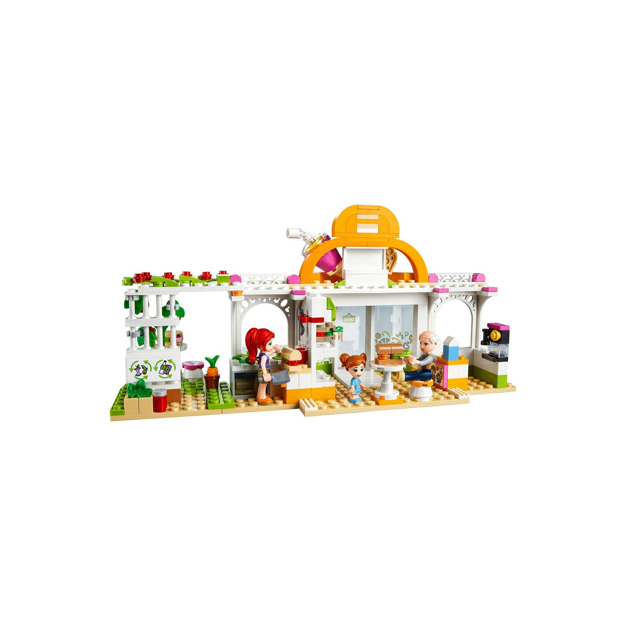 Image of LEGO Friends Heartlake City Organic Cafe