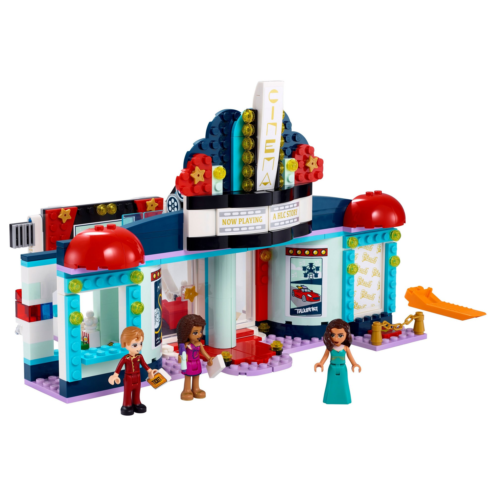 Image of LEGO Friends Heartlake City Movie Theater