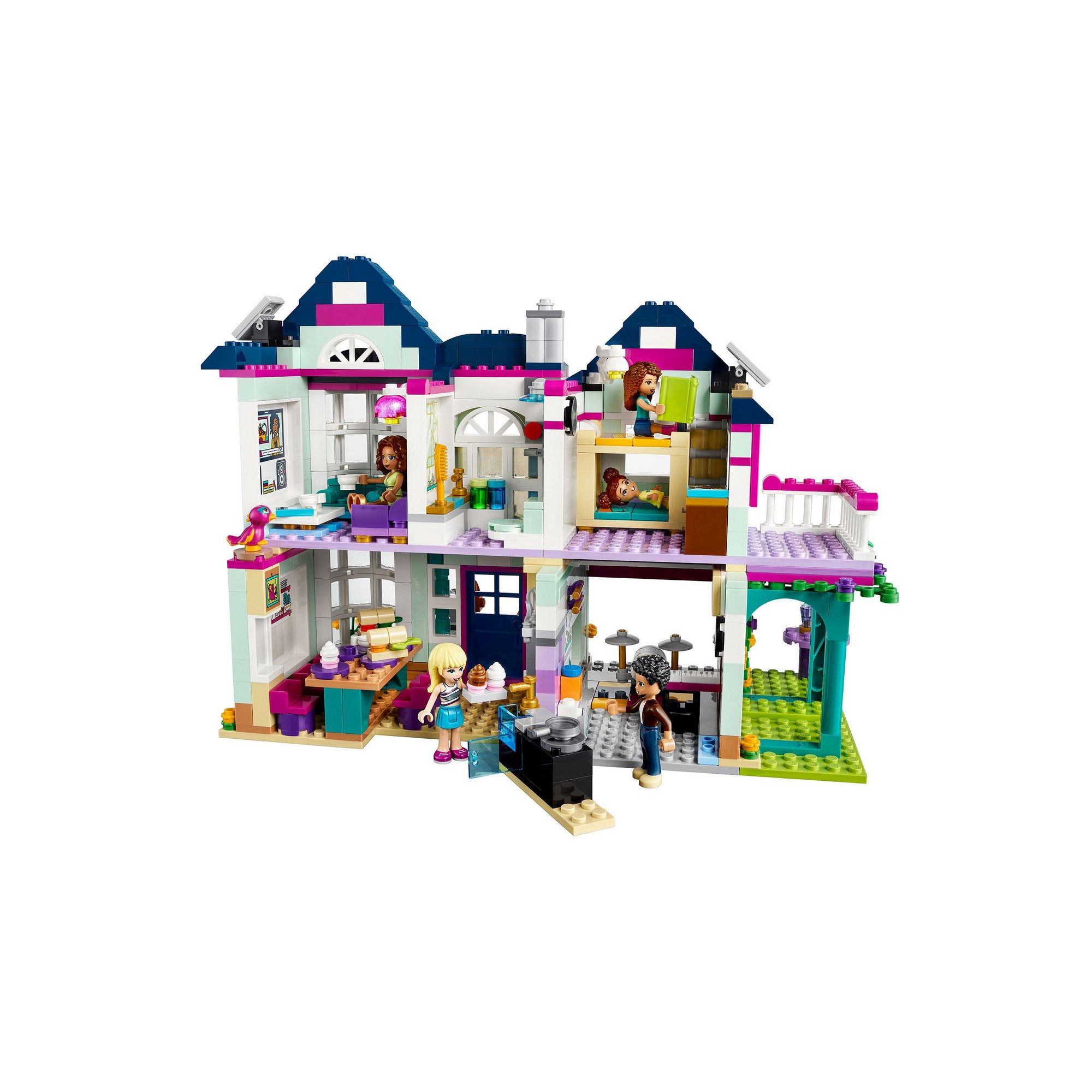 Image of LEGO Friends Andreas Family House