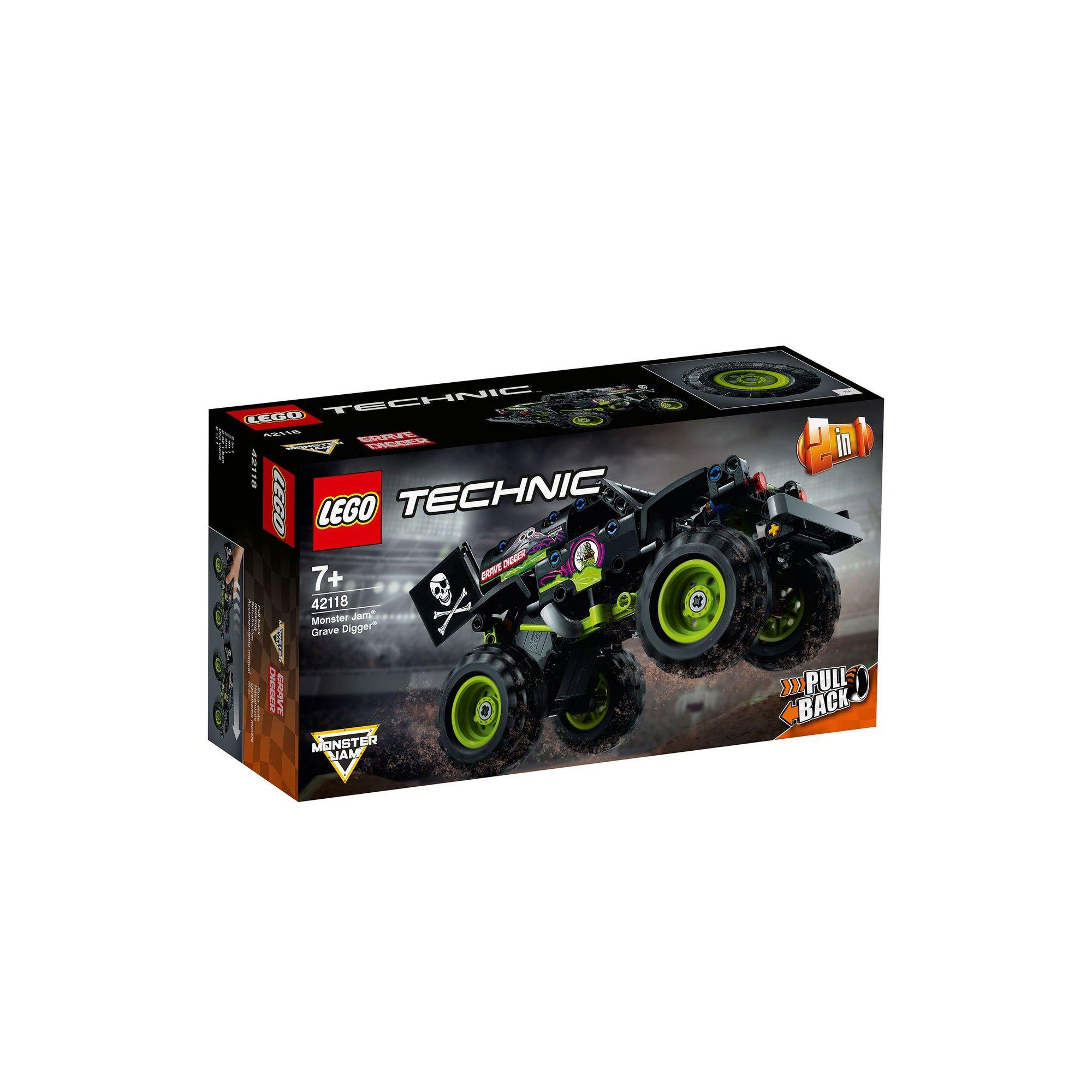 Image of LEGO Technic Monster Jam Grave Digger