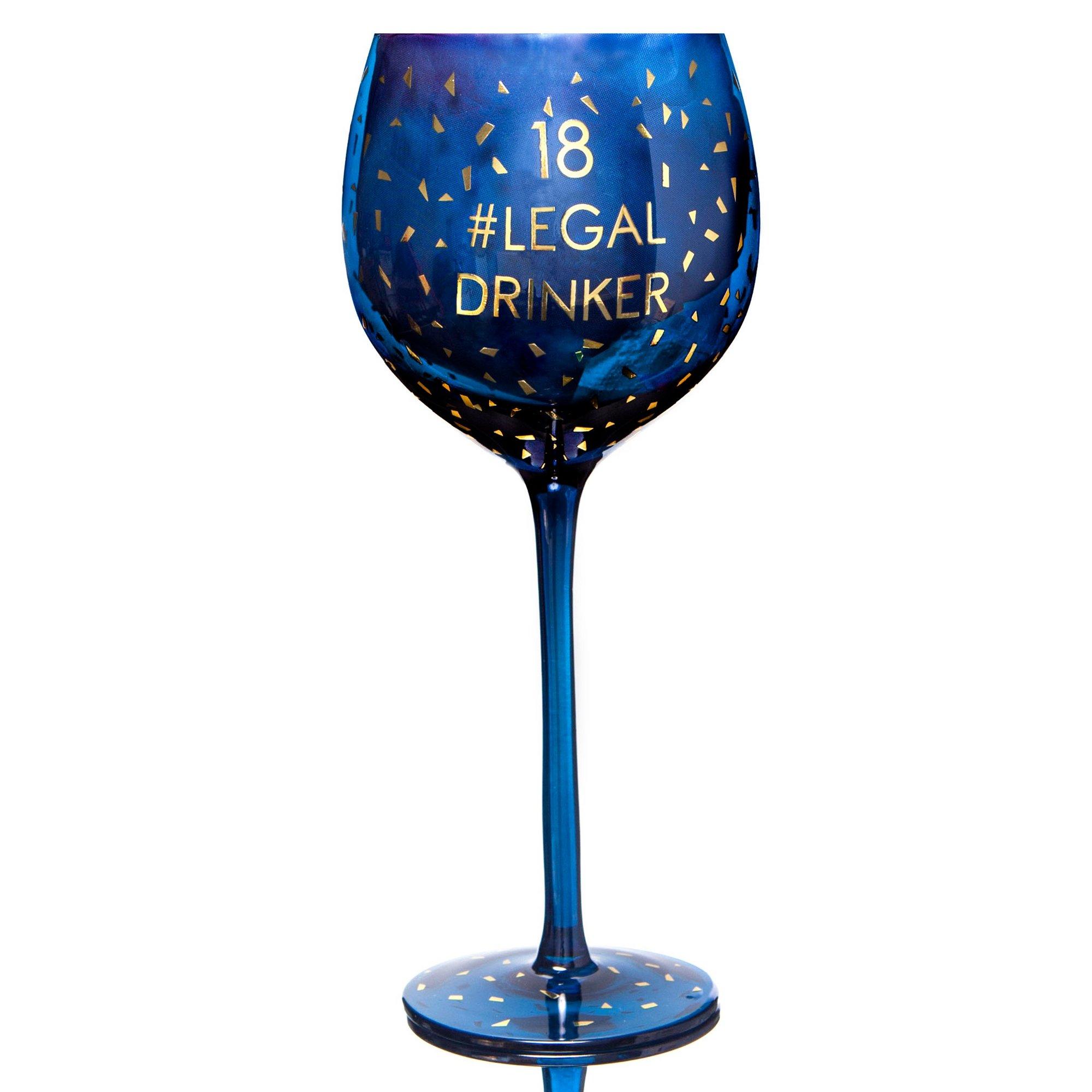 Image of 18 Opulent Wine Glass
