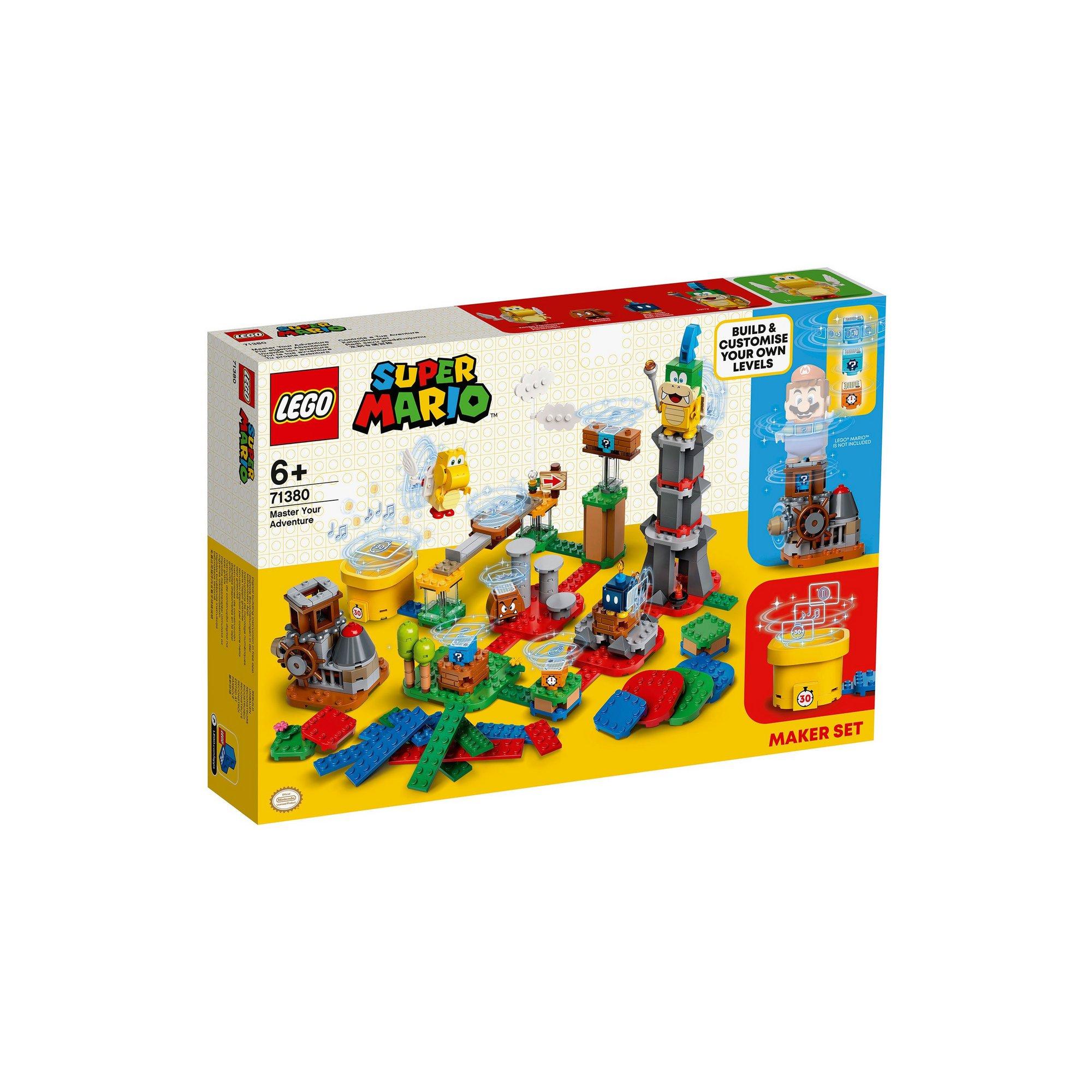 Image of LEGO Super Mario Master Your Adventure Maker