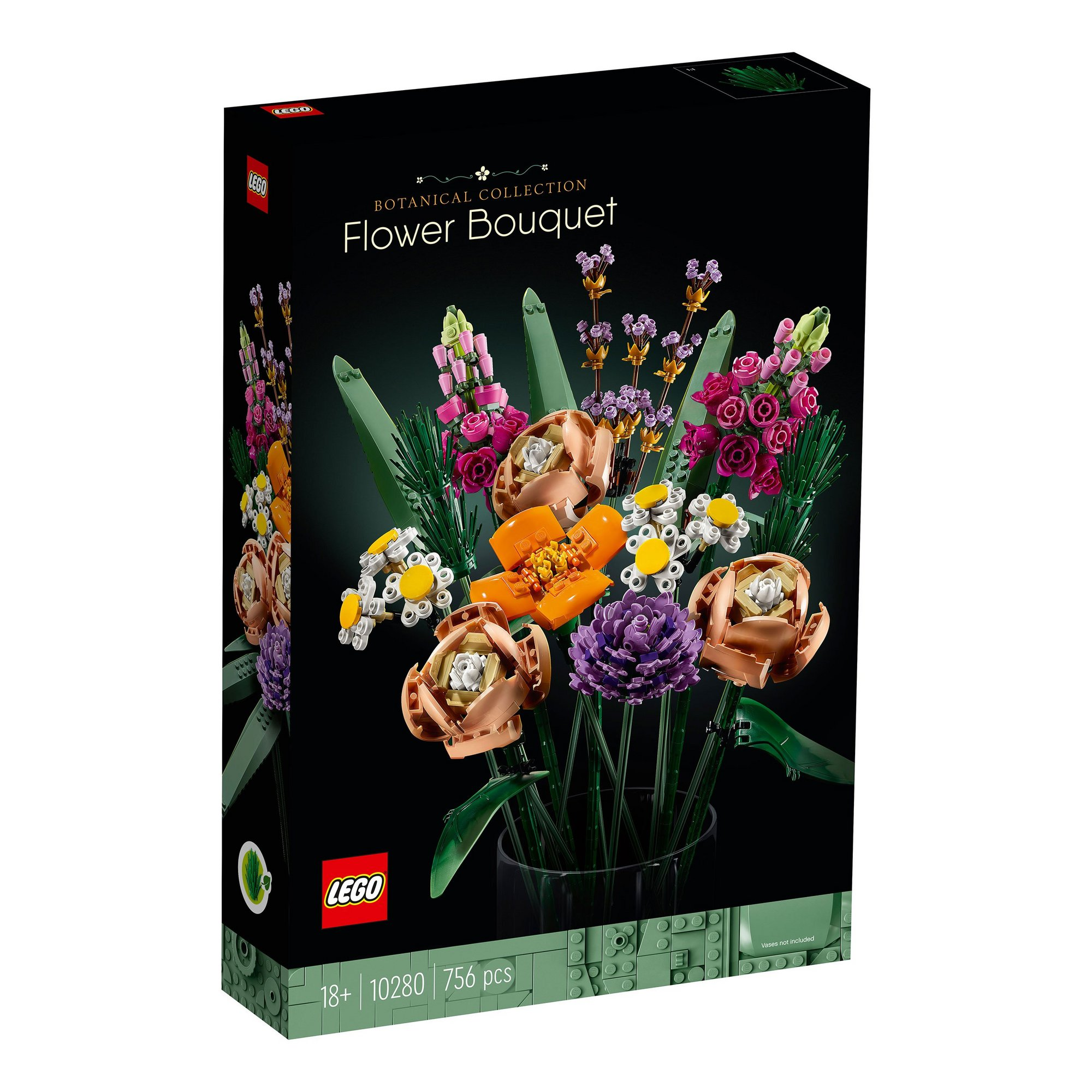 Image of LEGO Creator Expert Flower Bouquet