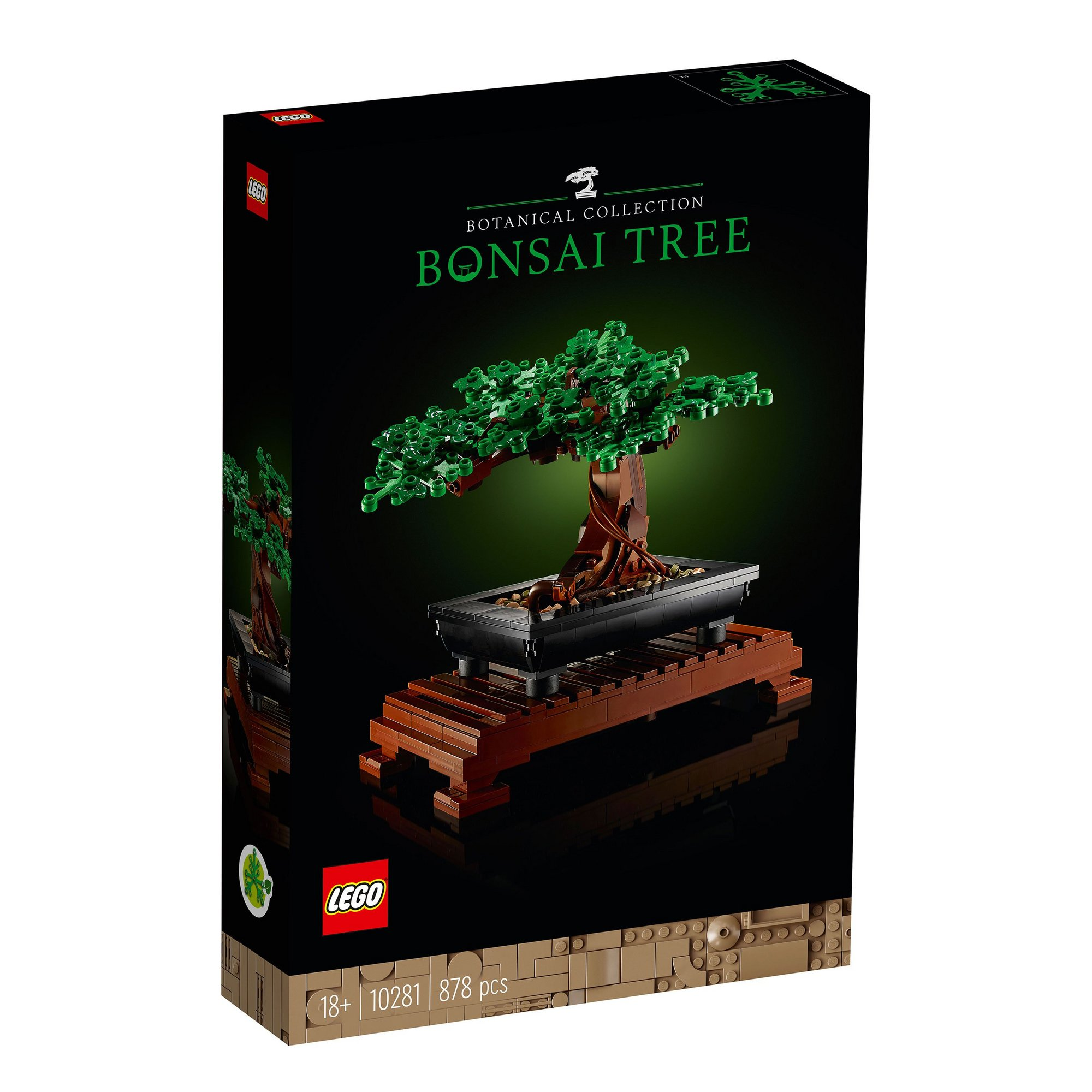 Image of LEGO Creator Expert Bonsai Tree