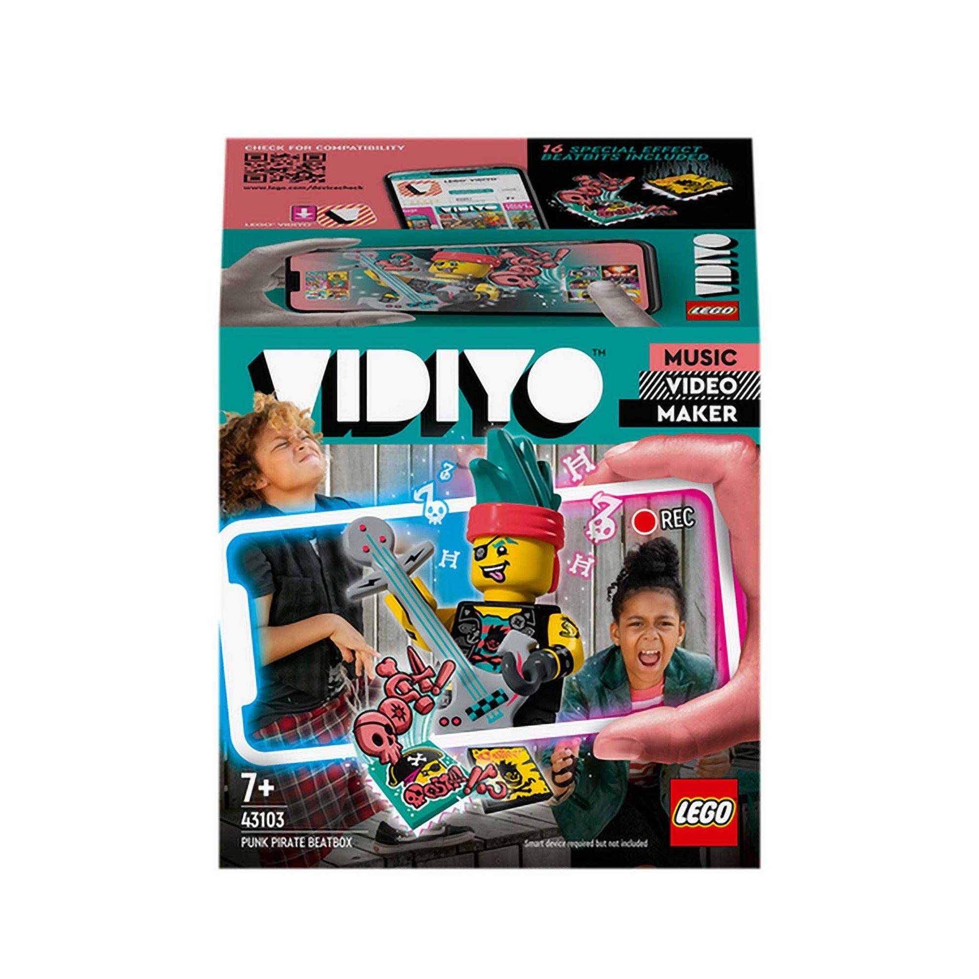 Image of LEGO VIDIYO Punk Pirate BeatBox Music Set