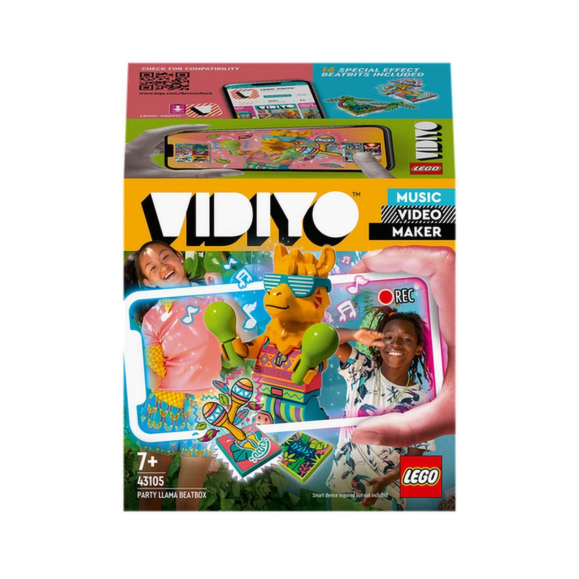 Image of LEGO VIDIYO Party Llama BeatBox Music Set
