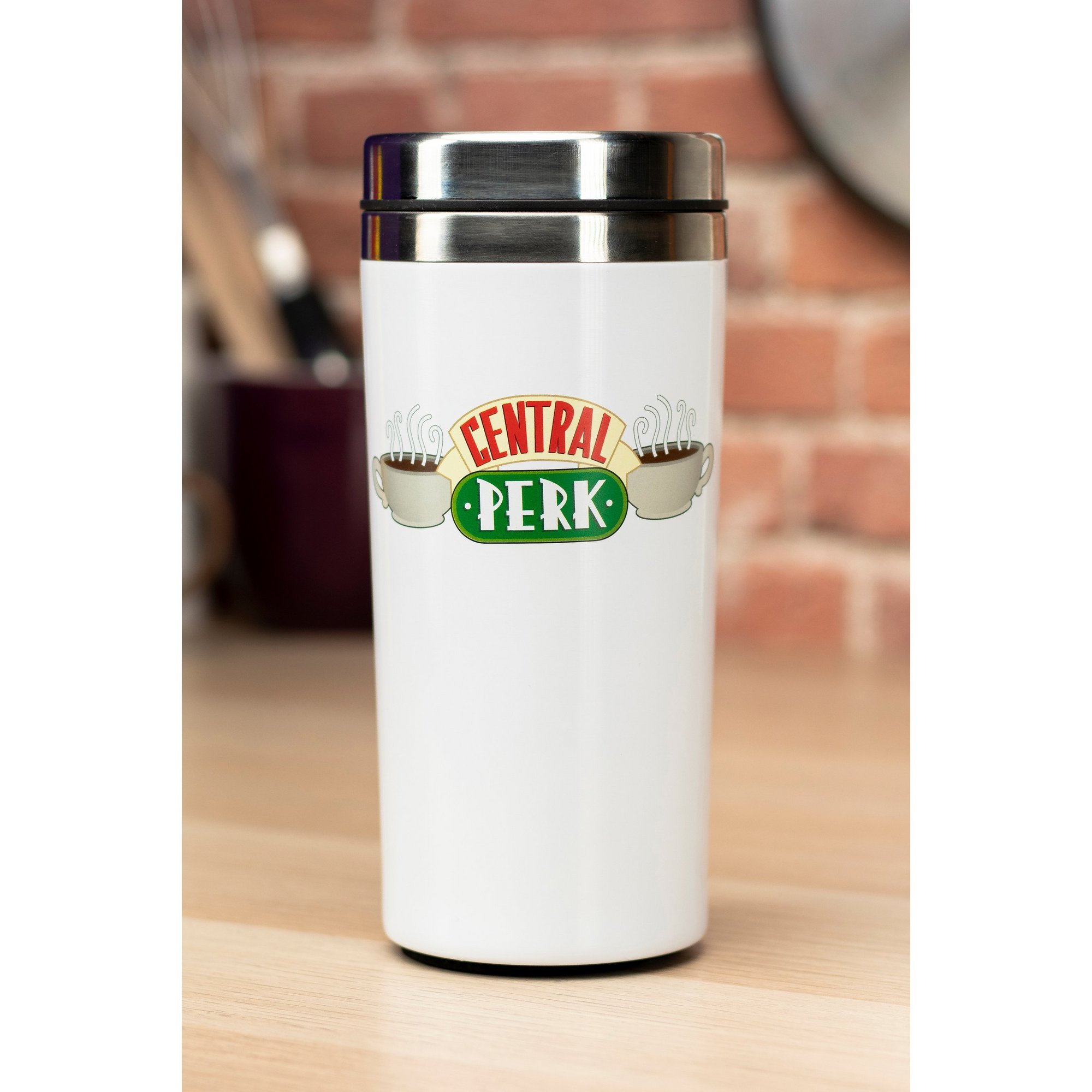 Image of Central Perk Travel Mug