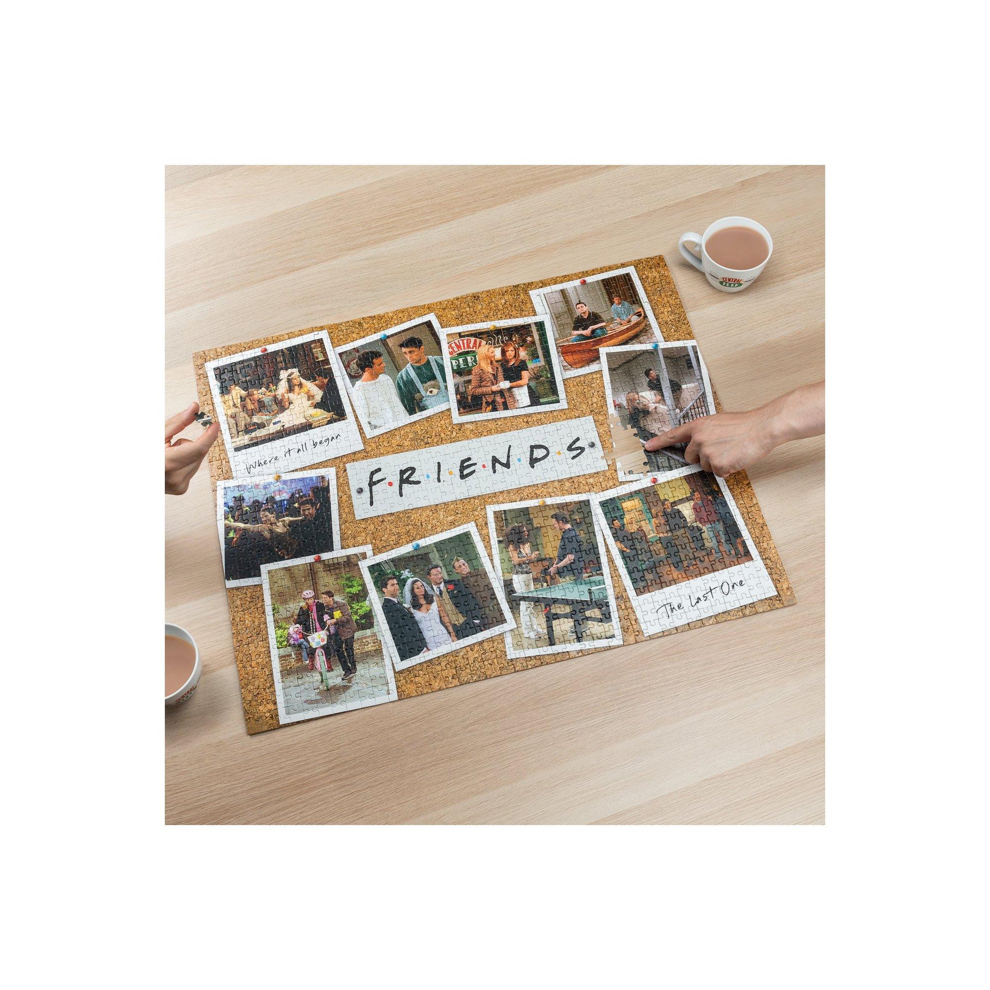 Image of Friends 1000 Piece Seasons Jigsaw
